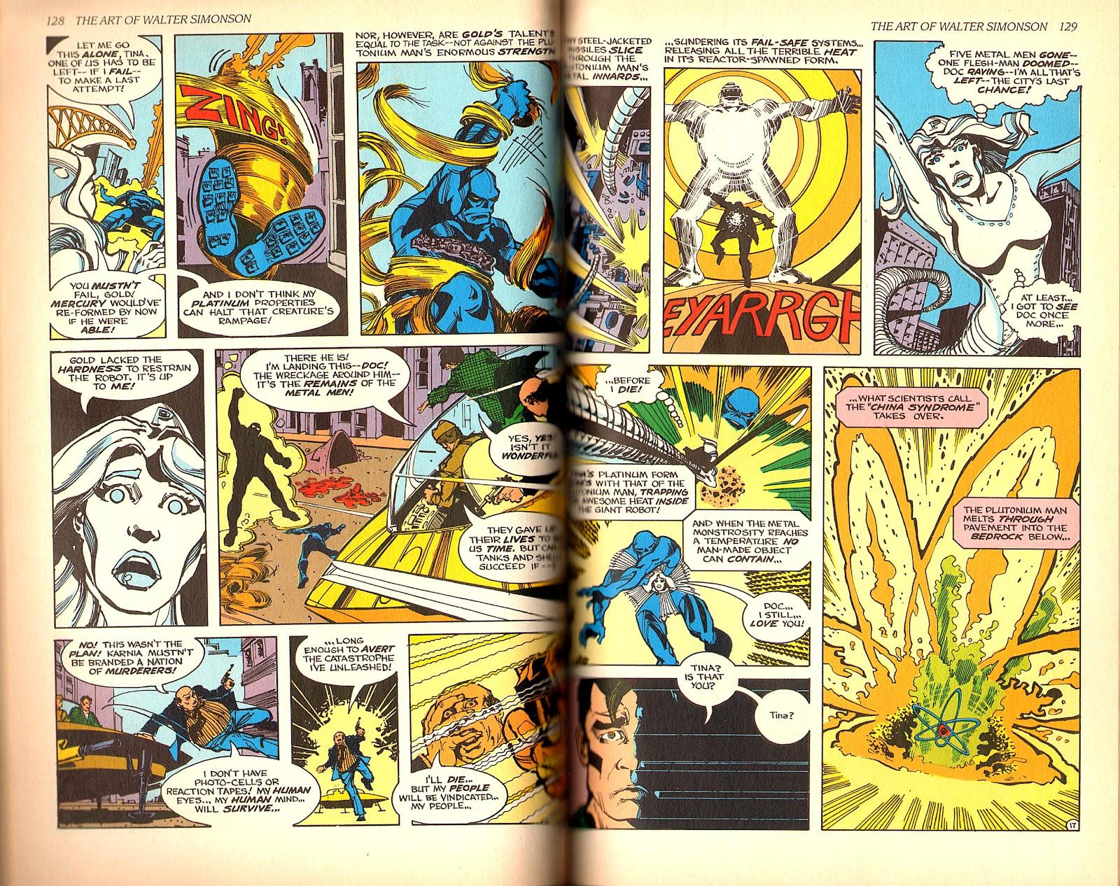 Read online The Art of Walter Simonson comic -  Issue # TPB - 66