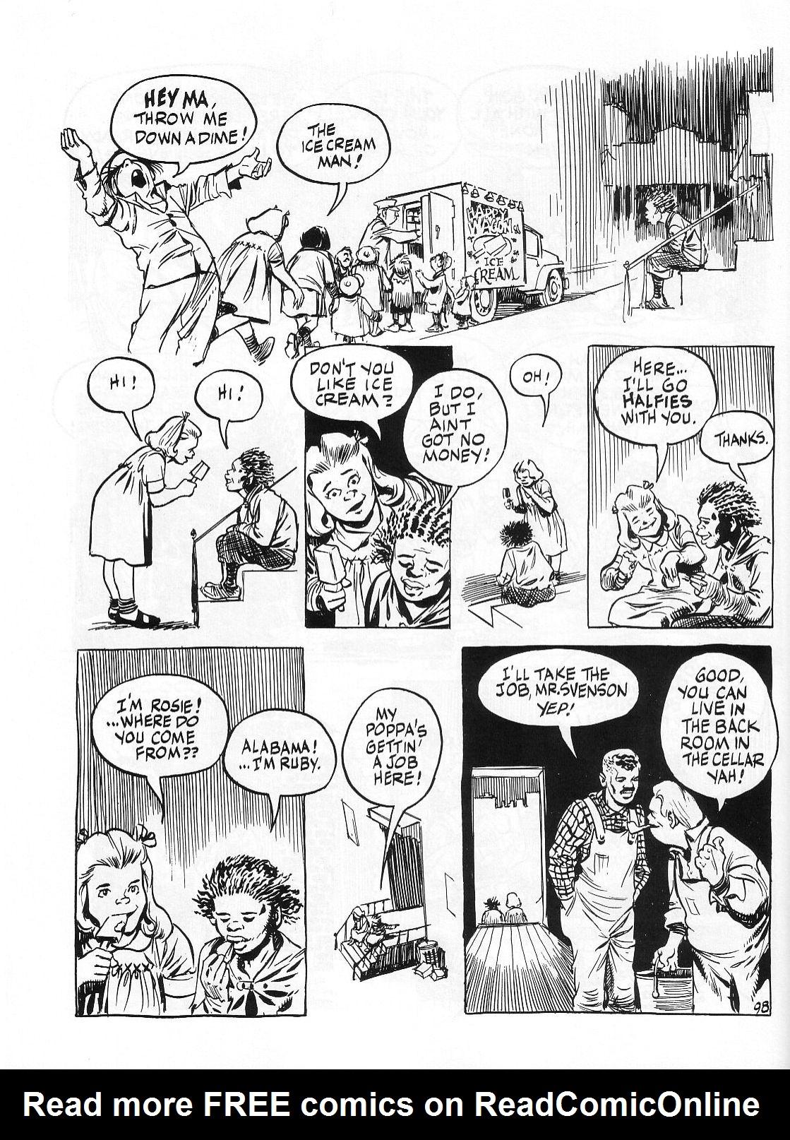 Read online Dropsie Avenue, The Neighborhood comic -  Issue # Full - 100
