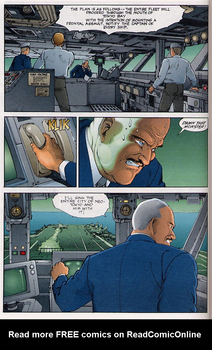 Read online Akira comic -  Issue #31 - 29