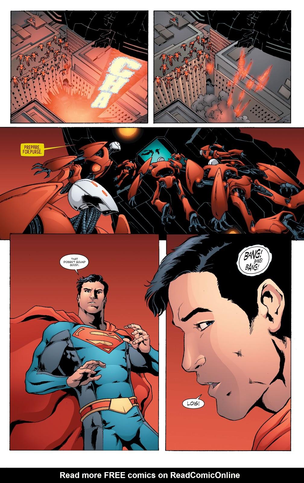 Read online Smallville Season 11 [II] comic -  Issue # TPB 8 - 86