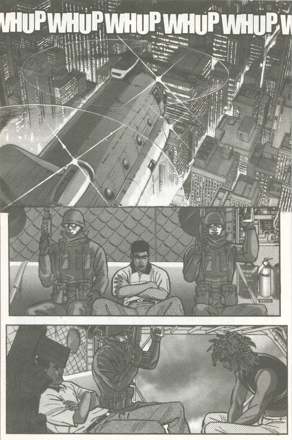 Read online U.S. War Machine comic -  Issue #2 - 21