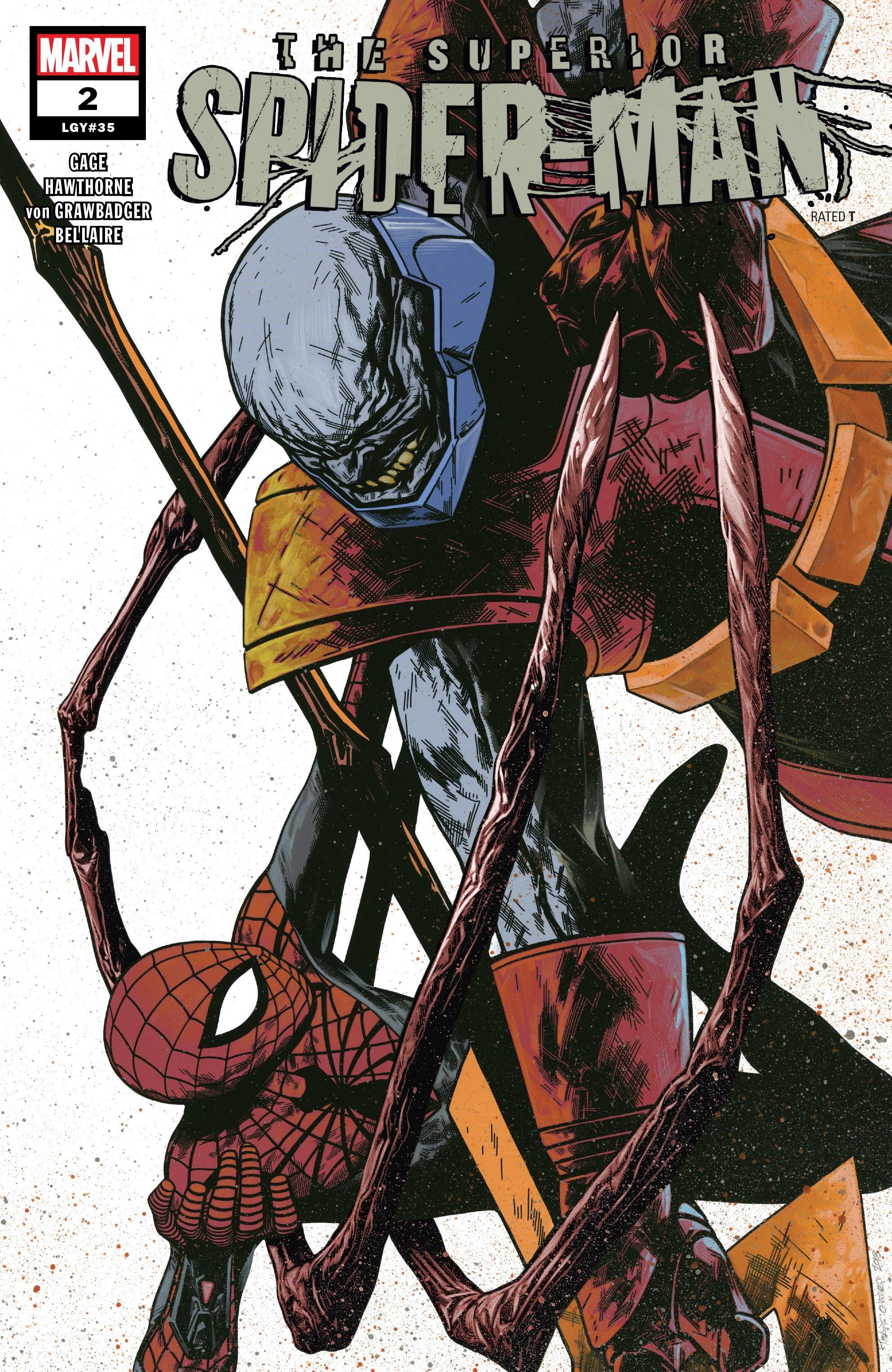 Superior Spider-Man (2019) 2 Page 1