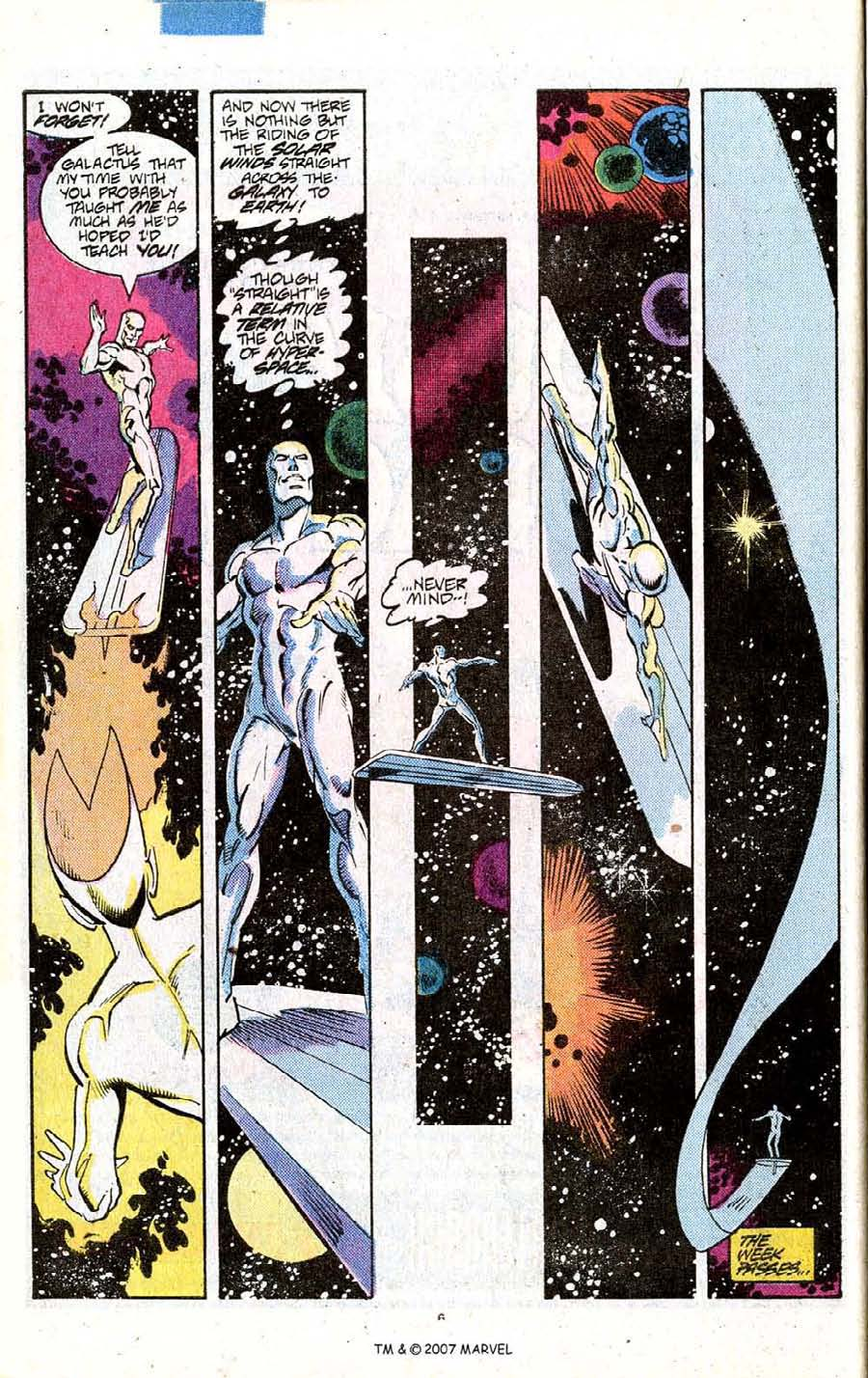 Read online Silver Surfer (1987) comic -  Issue # _Annual 1 - 8