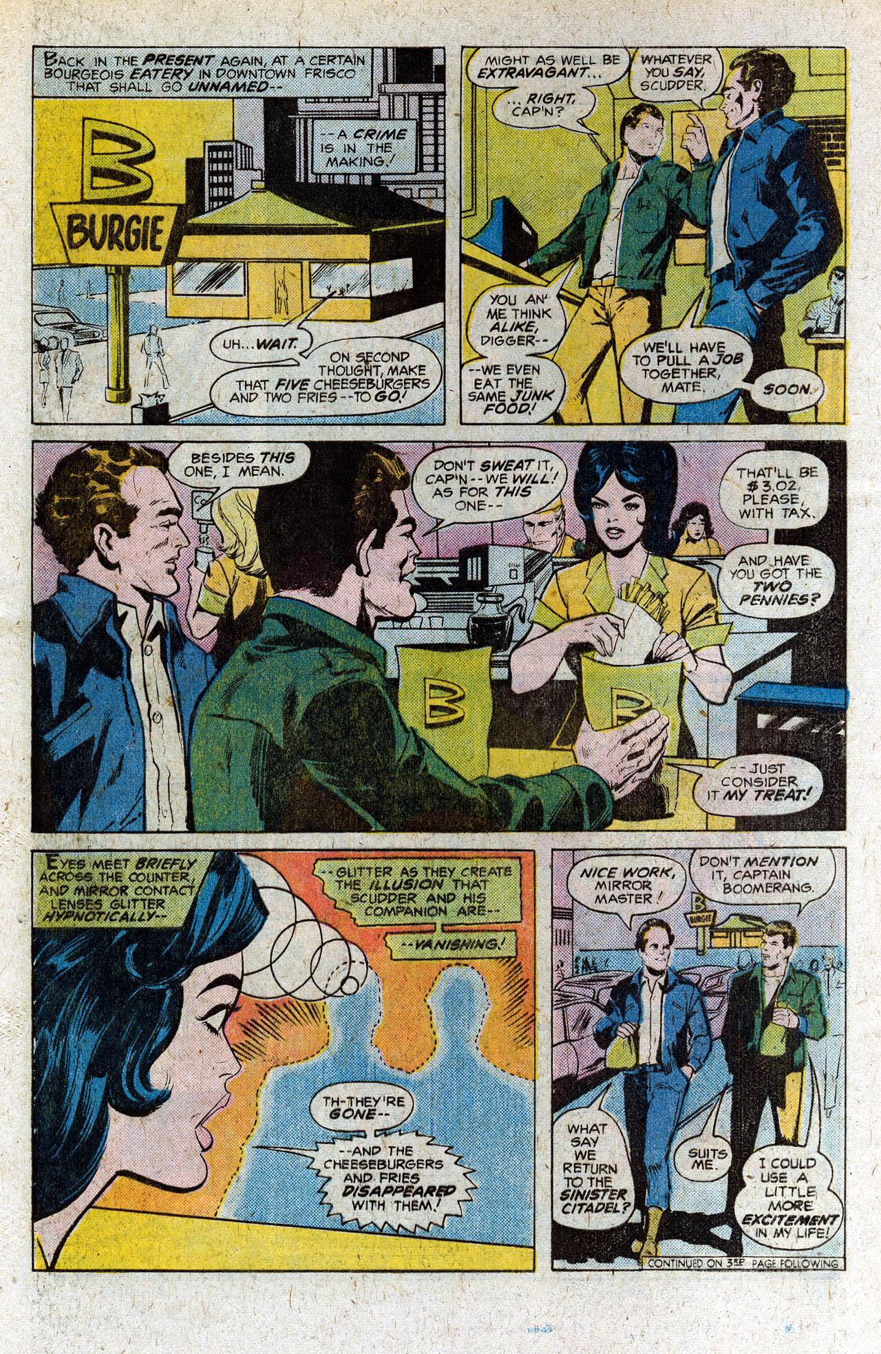 Read online Secret Society of Super-Villains comic -  Issue #3 - 11