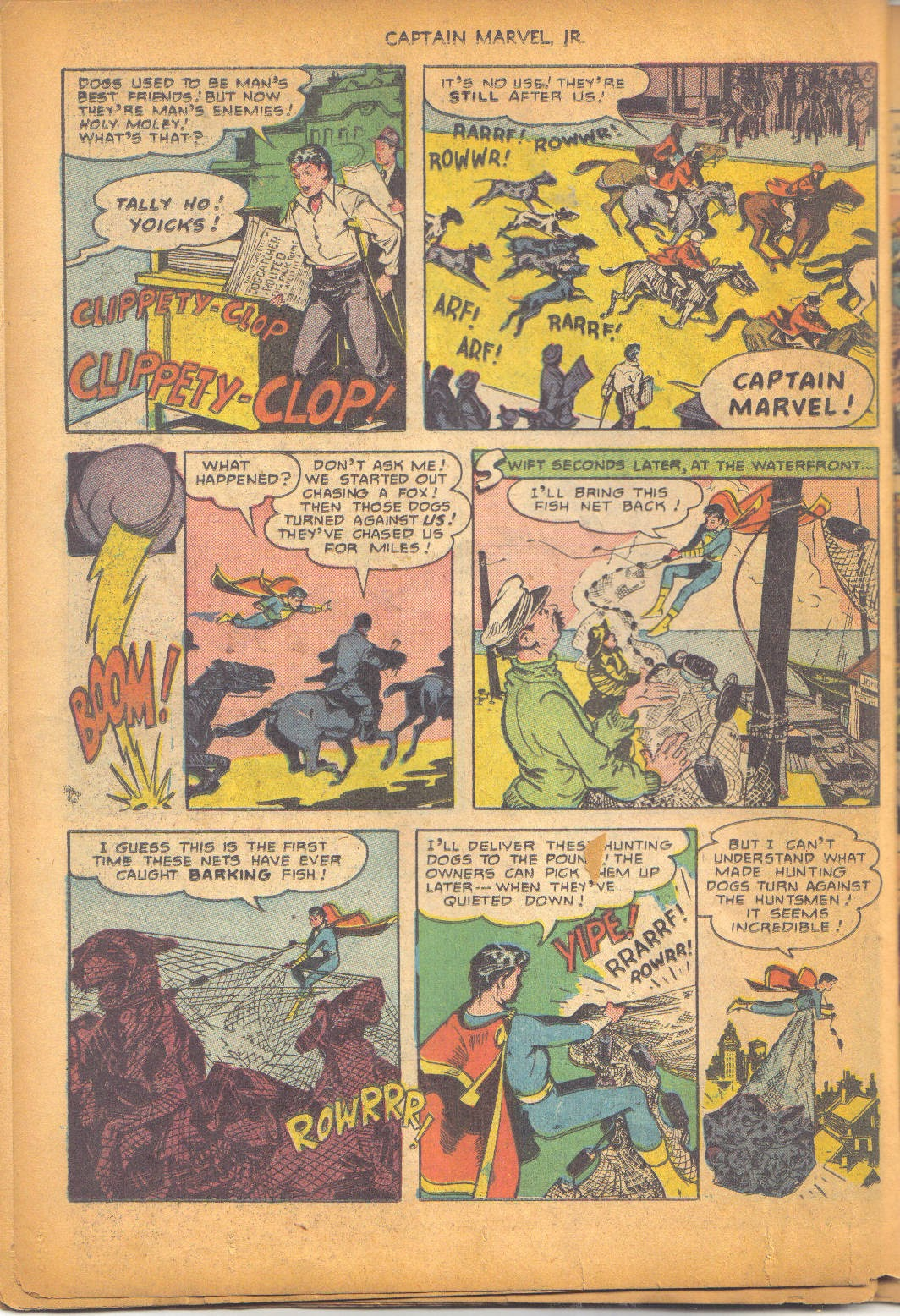 Captain Marvel, Jr. issue 95 - Page 29