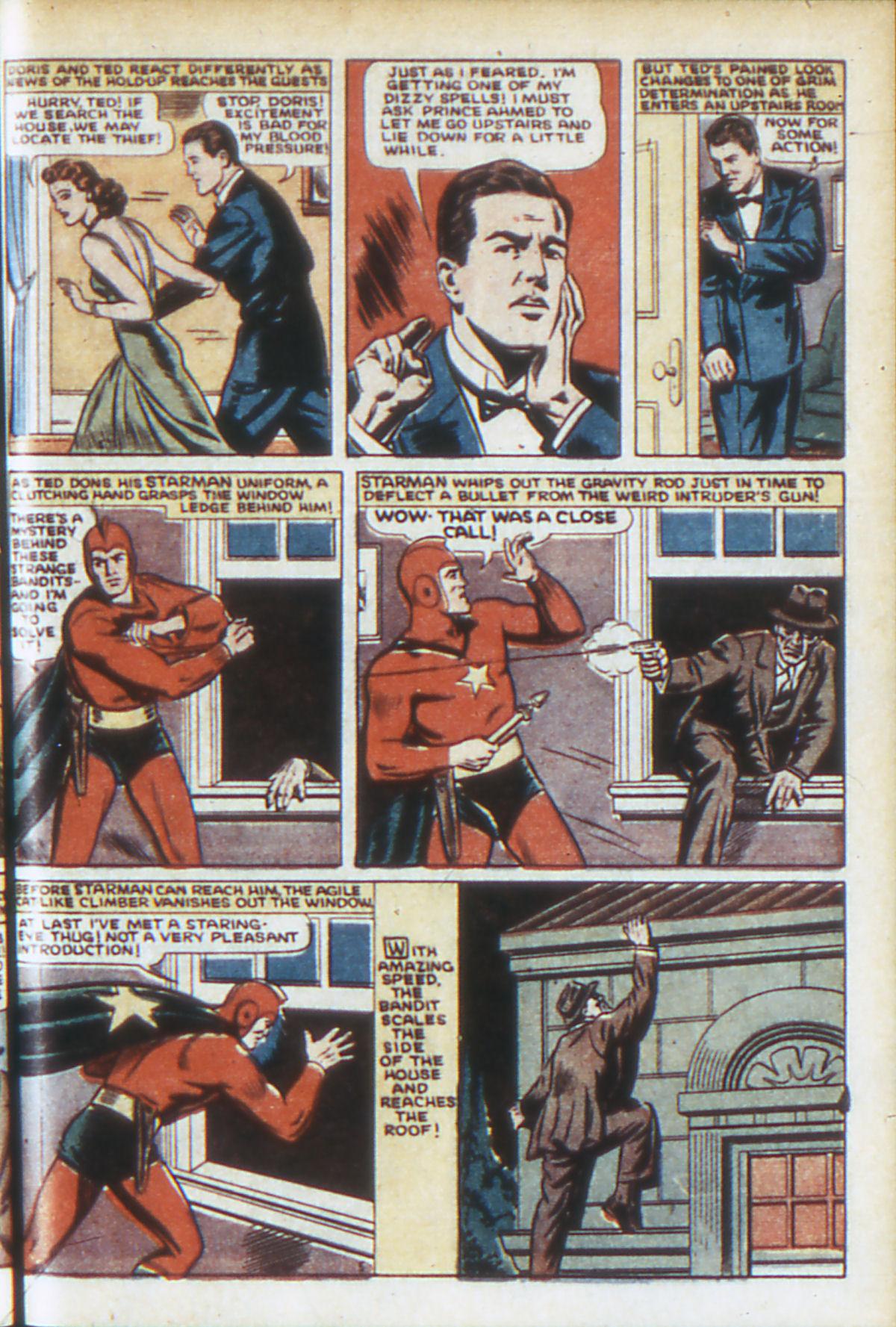 Read online Adventure Comics (1938) comic -  Issue #64 - 8