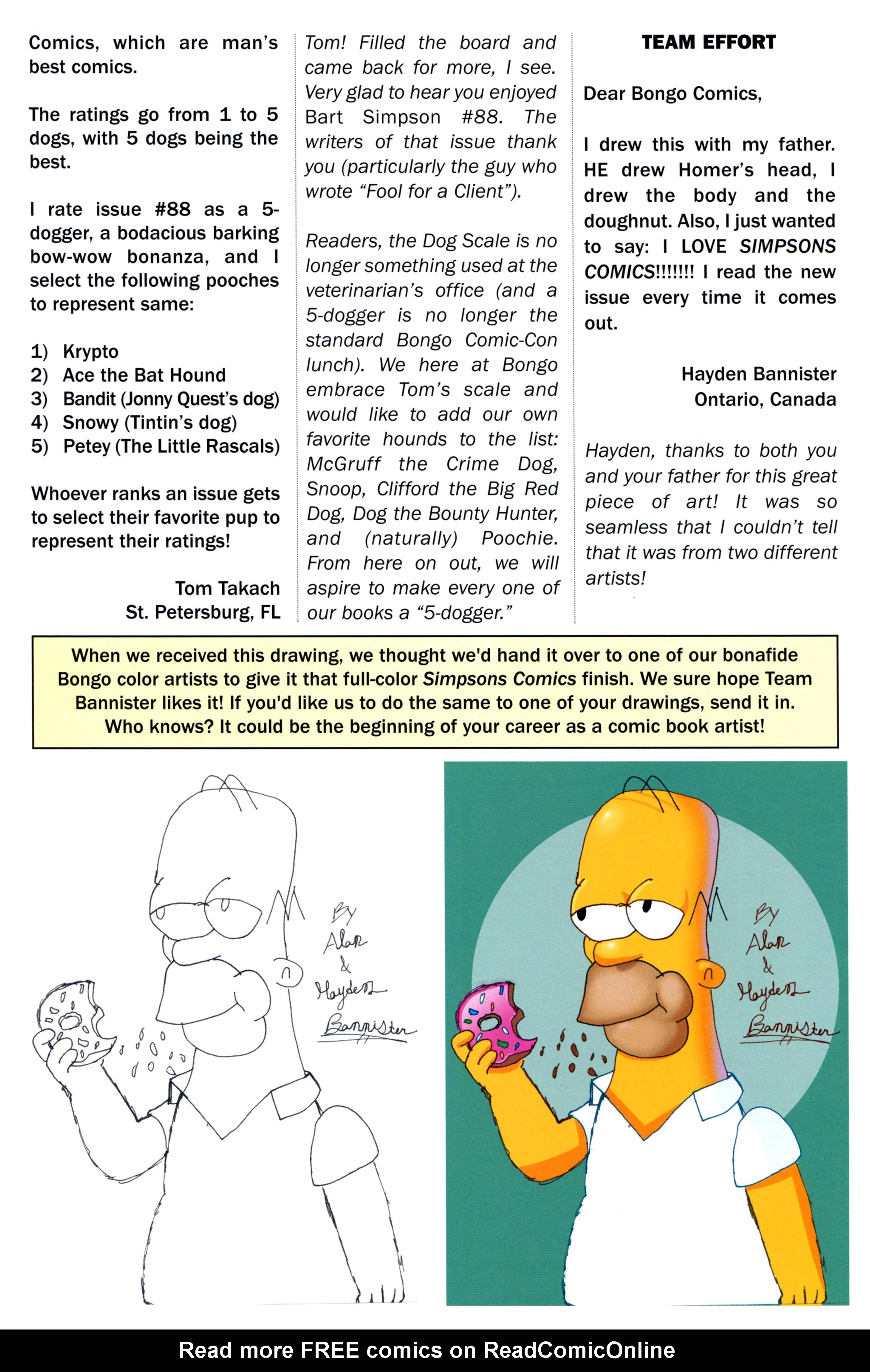 Read online Simpsons Comics Presents Bart Simpson comic -  Issue #89 - 30