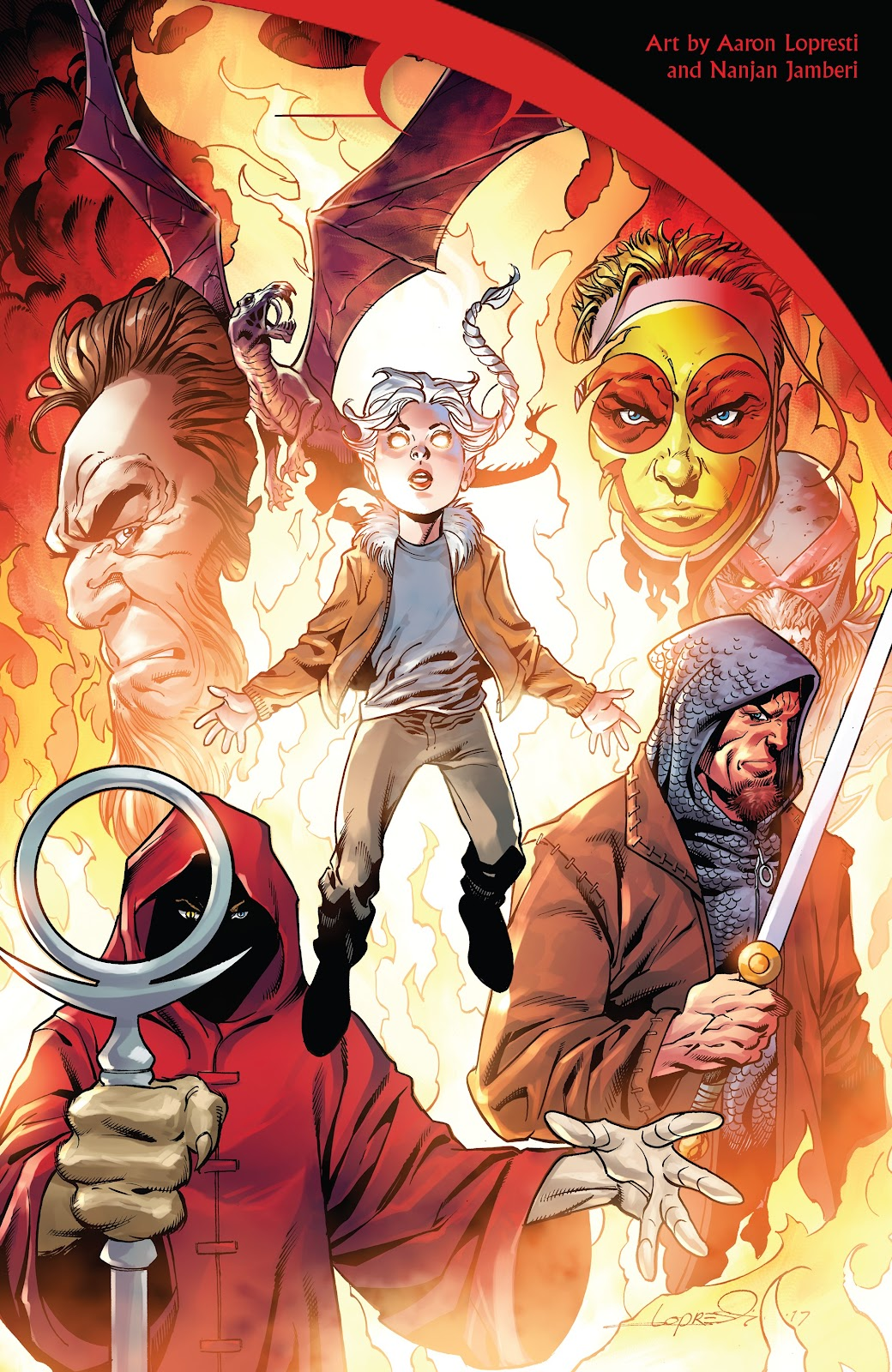 Read online Giantkillers One-Shot comic -  Issue # Full - 46