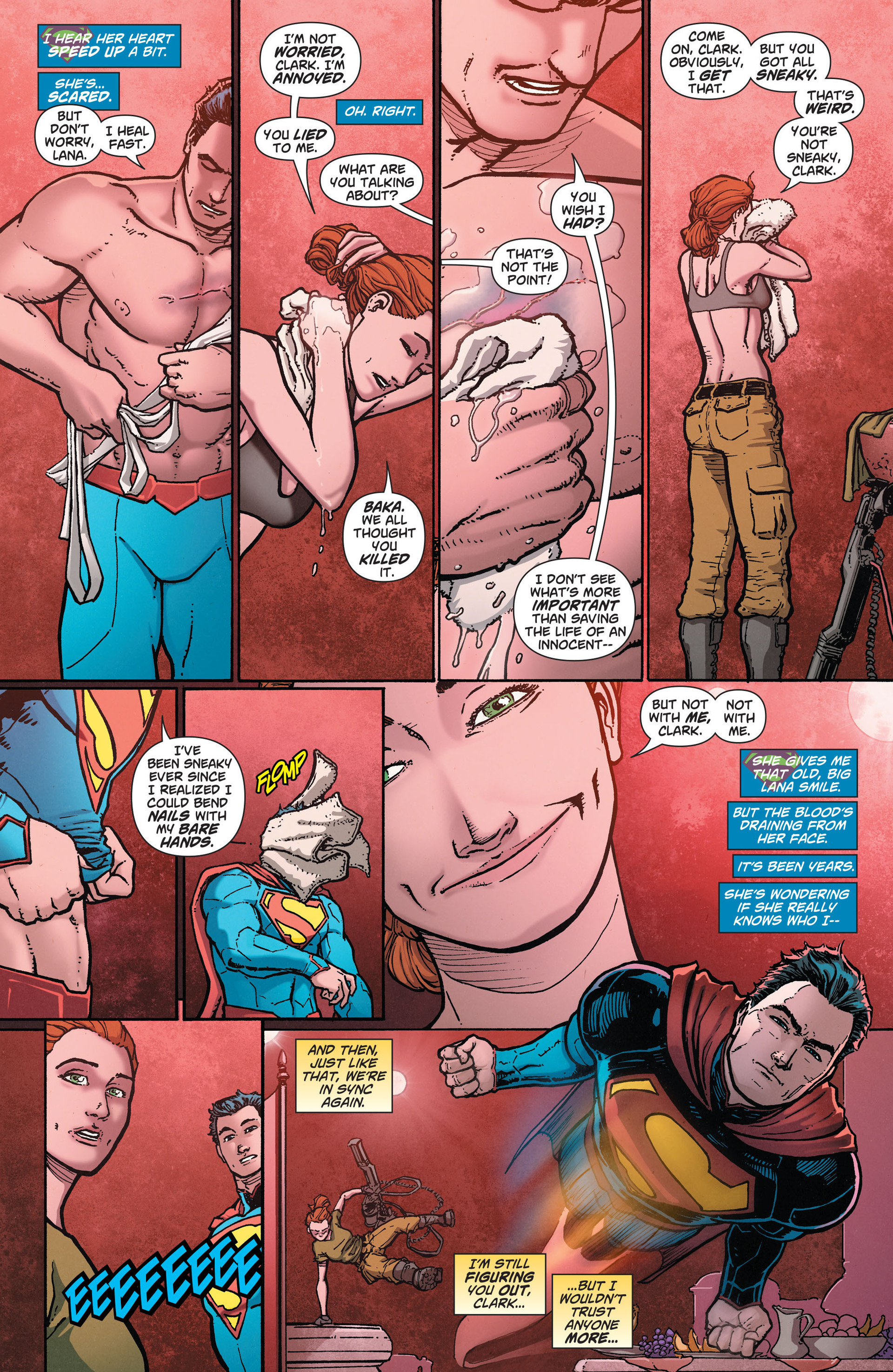 Read online Action Comics (2011) comic -  Issue #28 - 10