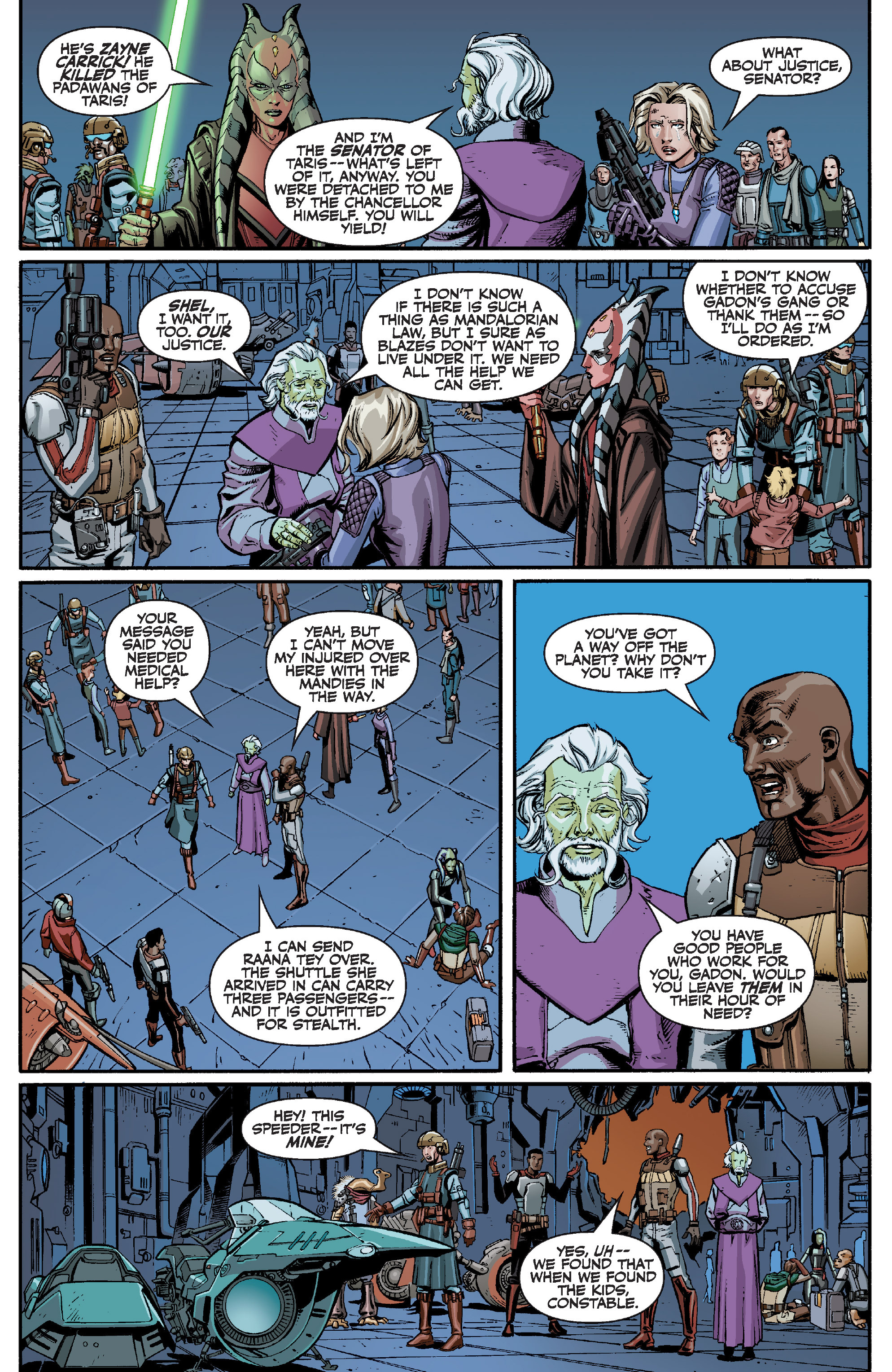 Read online Star Wars Omnibus comic -  Issue # Vol. 32 - 103