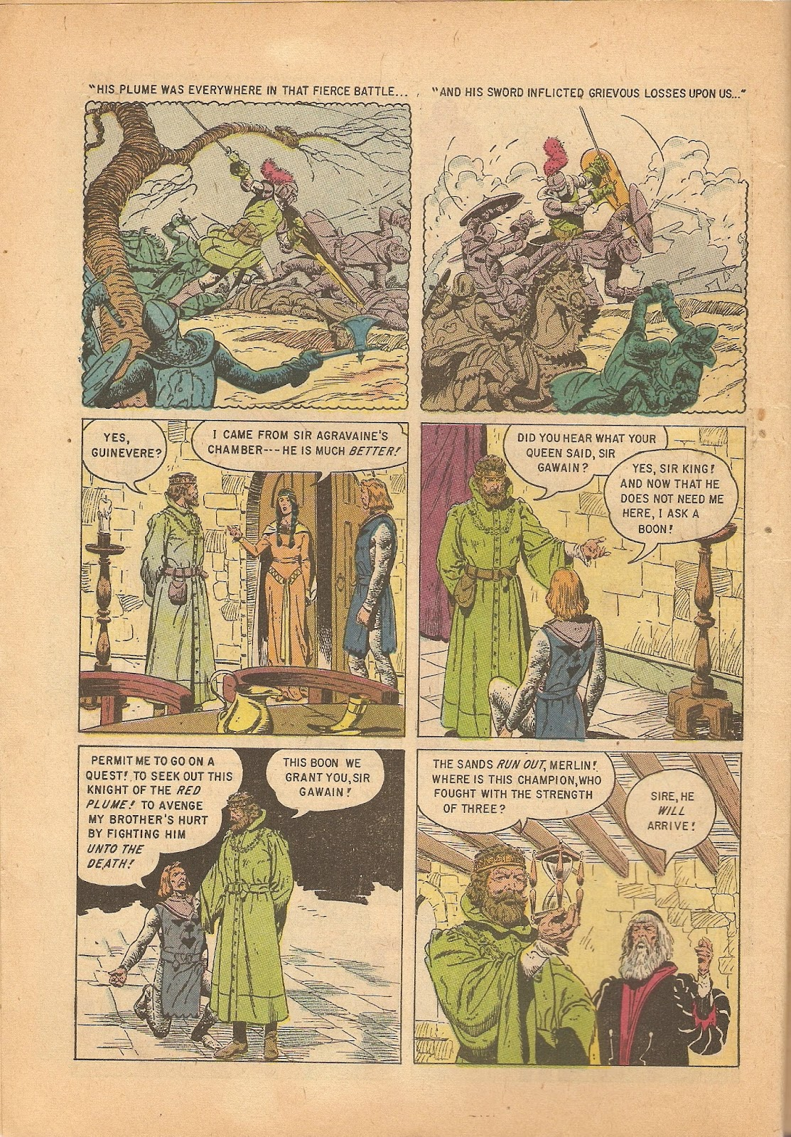 Four Color Comics issue 775 - Page 10