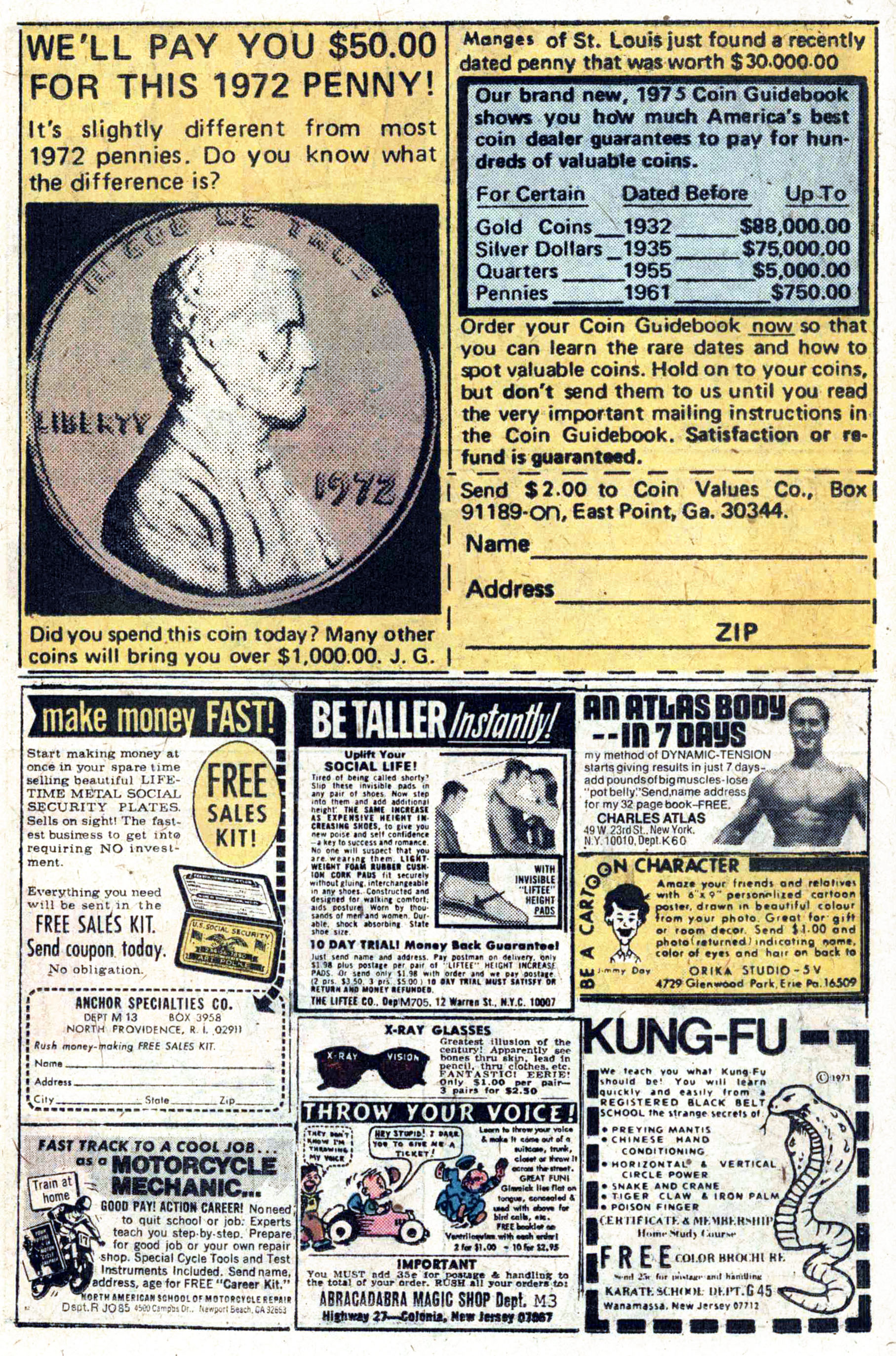 Read online Amazing Adventures (1970) comic -  Issue #33 - 15