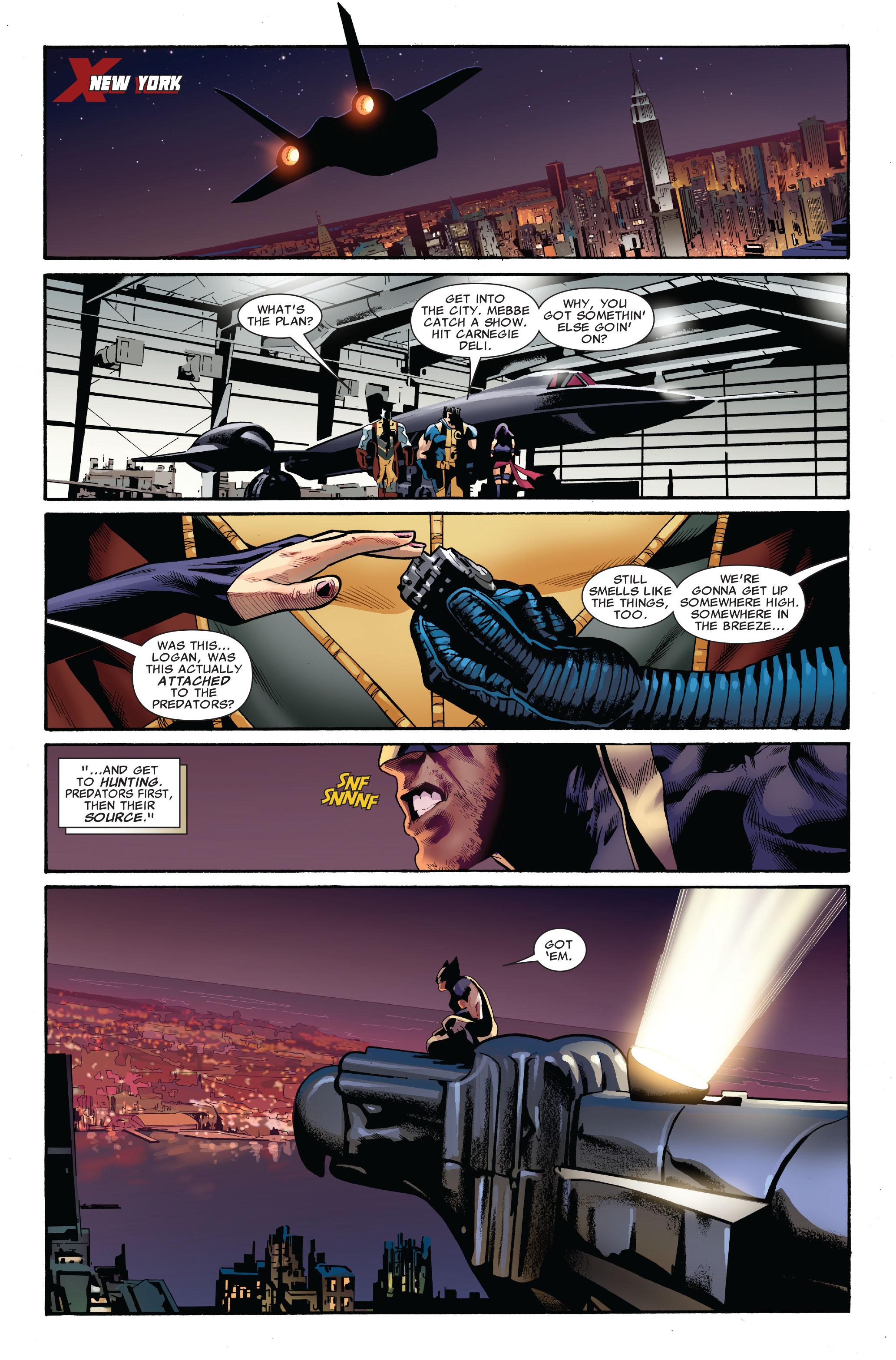 Read online Uncanny X-Men (1963) comic -  Issue #520 - 4