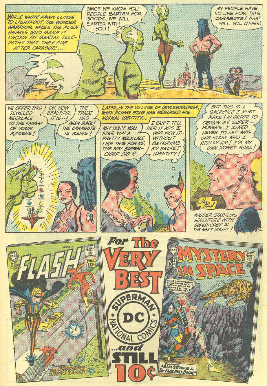 Read online All-Star Western (1951) comic -  Issue #119 - 33