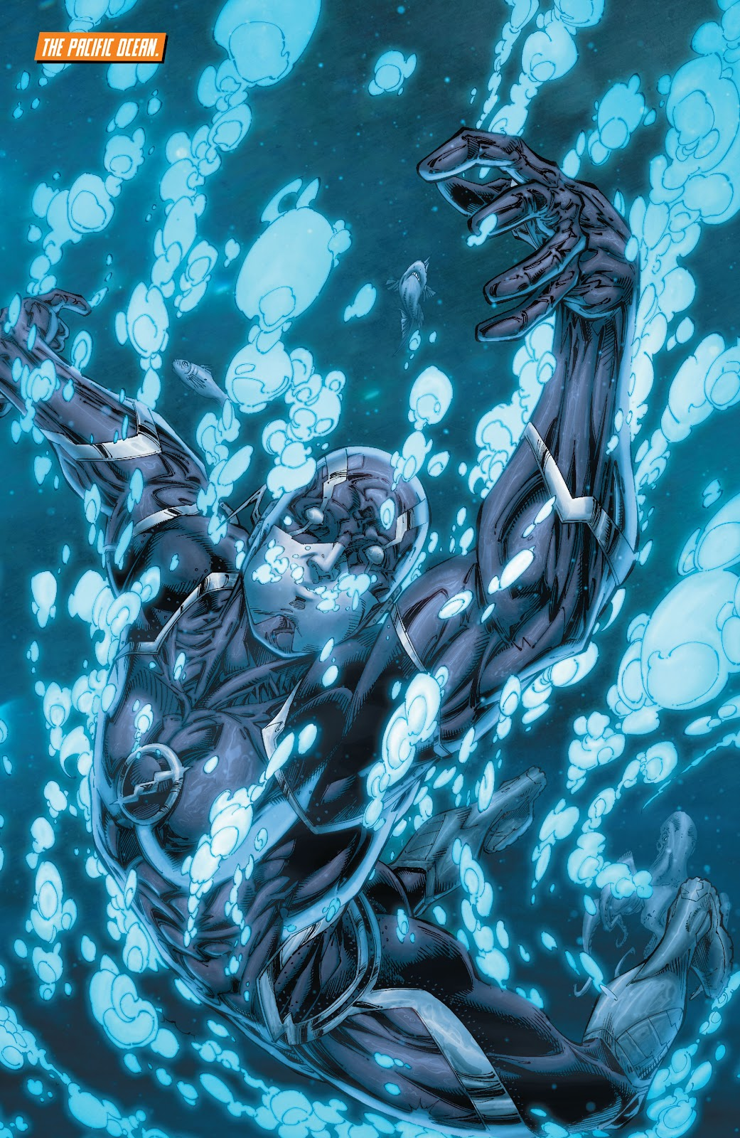 Read online The Flash (2011) comic -  Issue # _TPB 8 (Part 2) - 21