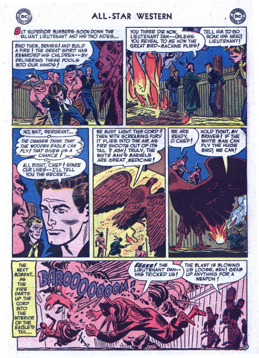 Read online All-Star Western (1951) comic -  Issue #71 - 23