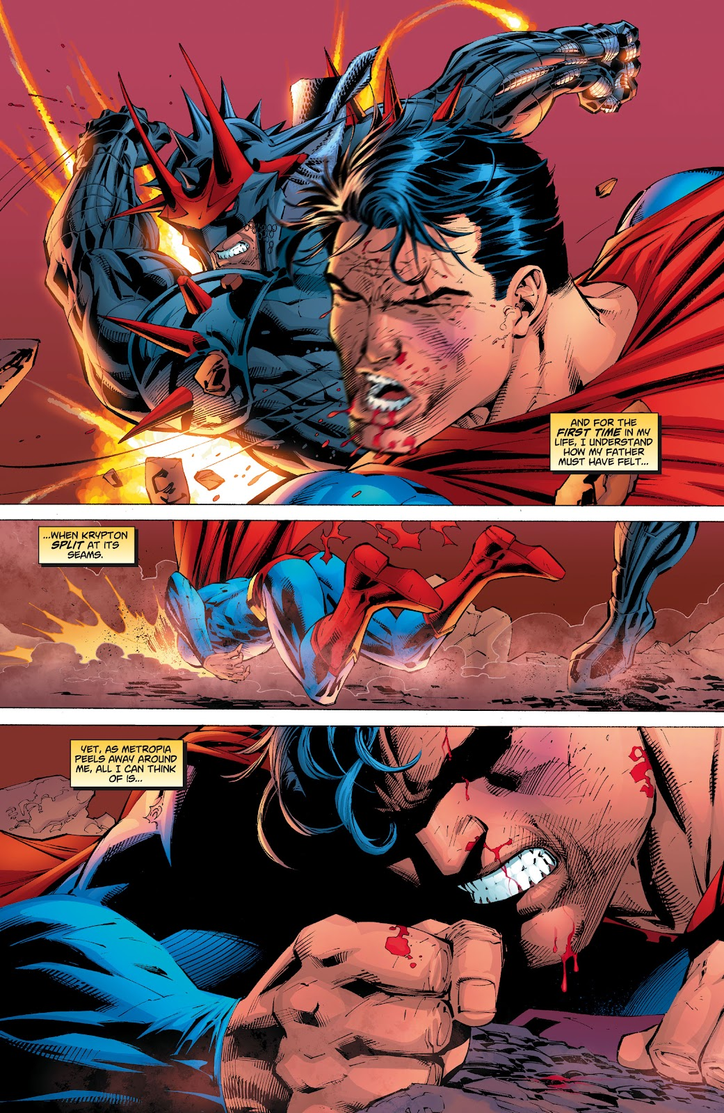 Read online Superman: For Tomorrow comic -  Issue # TPB (Part 3) - 54