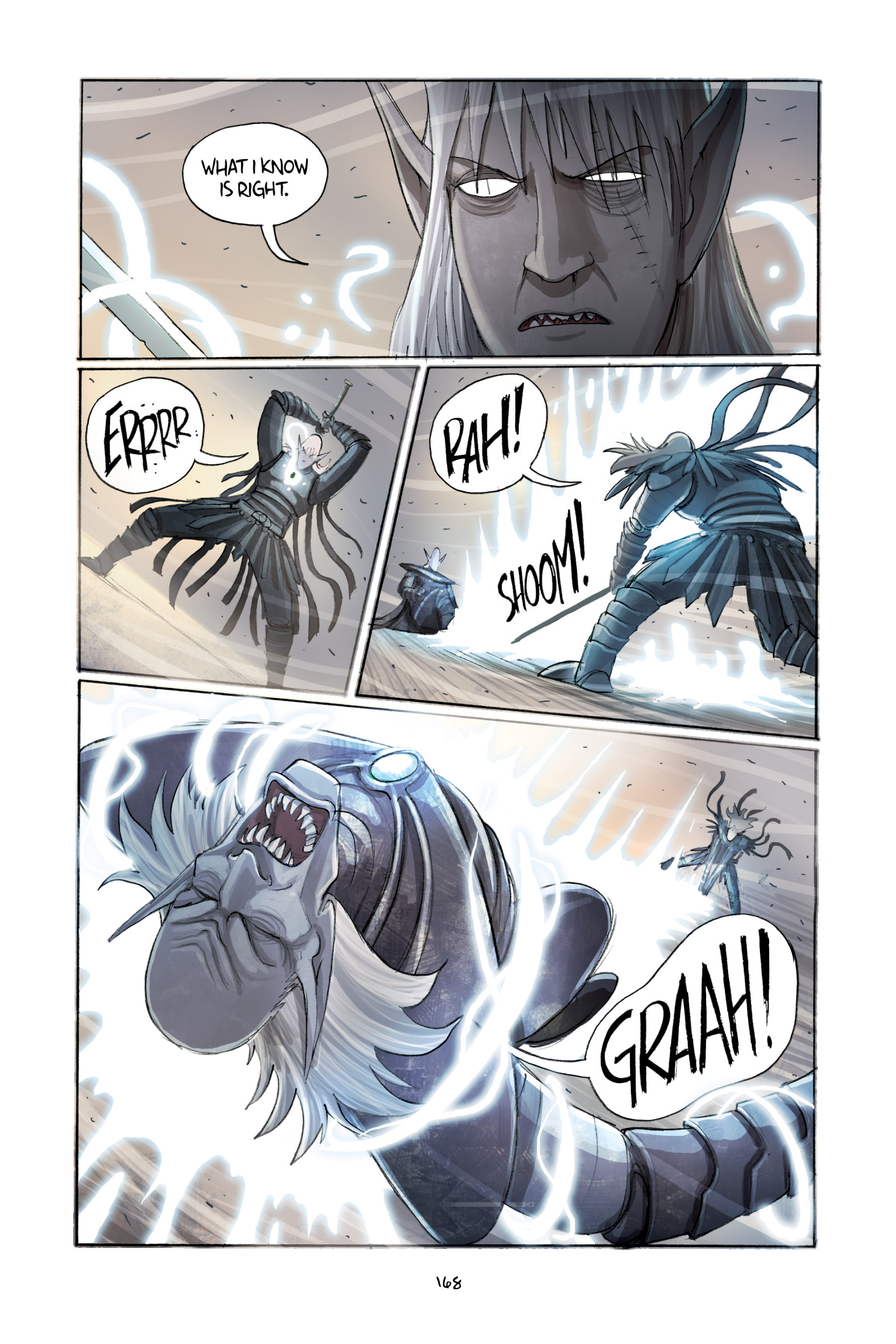Read online Amulet comic -  Issue #2 - 167