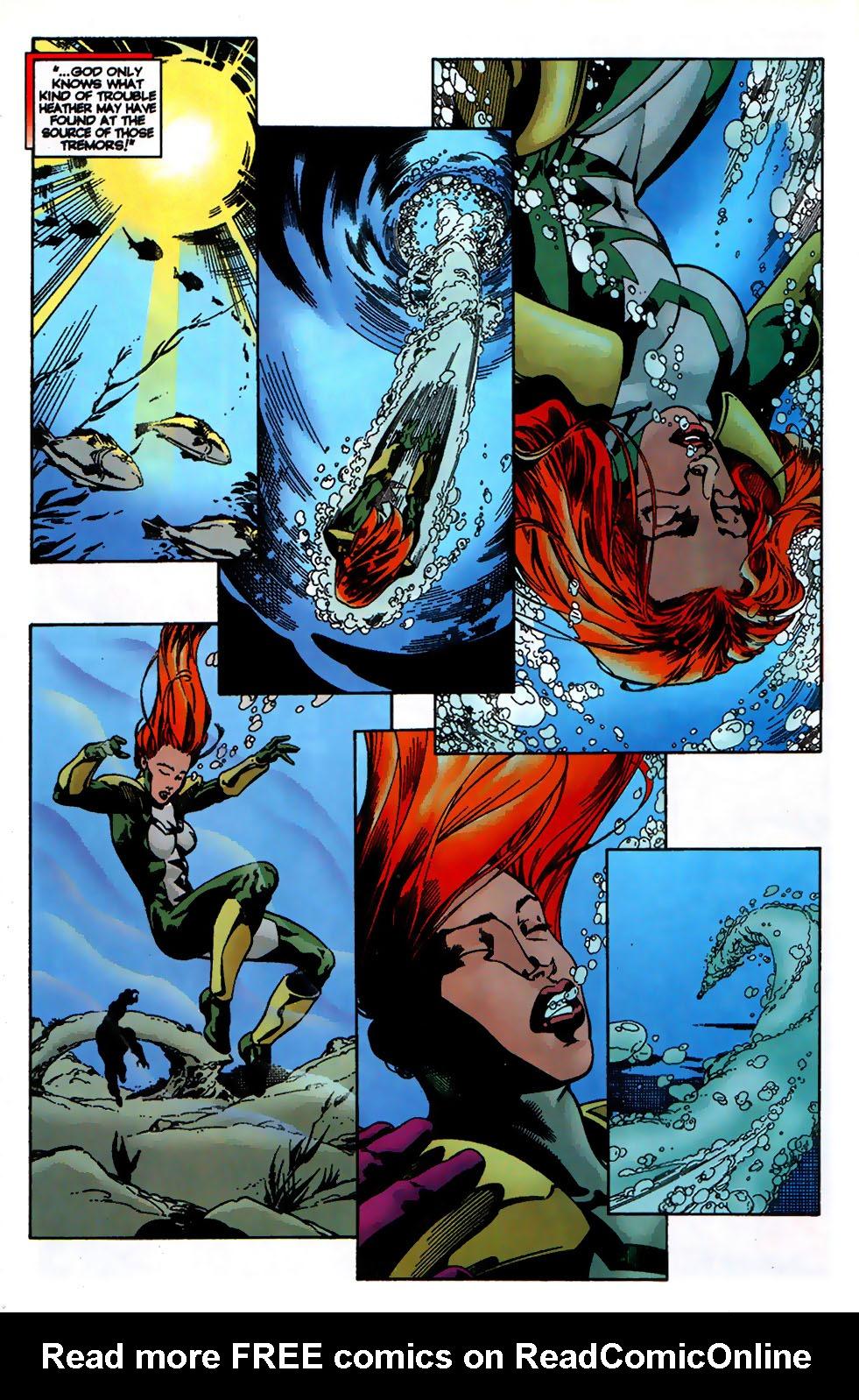 Read online Alpha Flight (1997) comic -  Issue # _Annual - 16