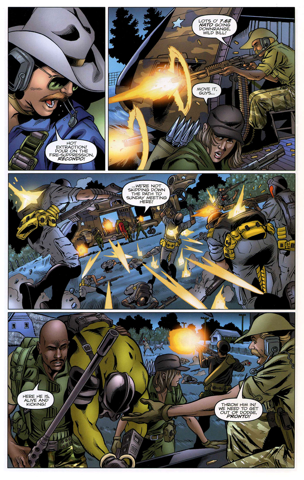 G.I. Joe: A Real American Hero 171 Page 19