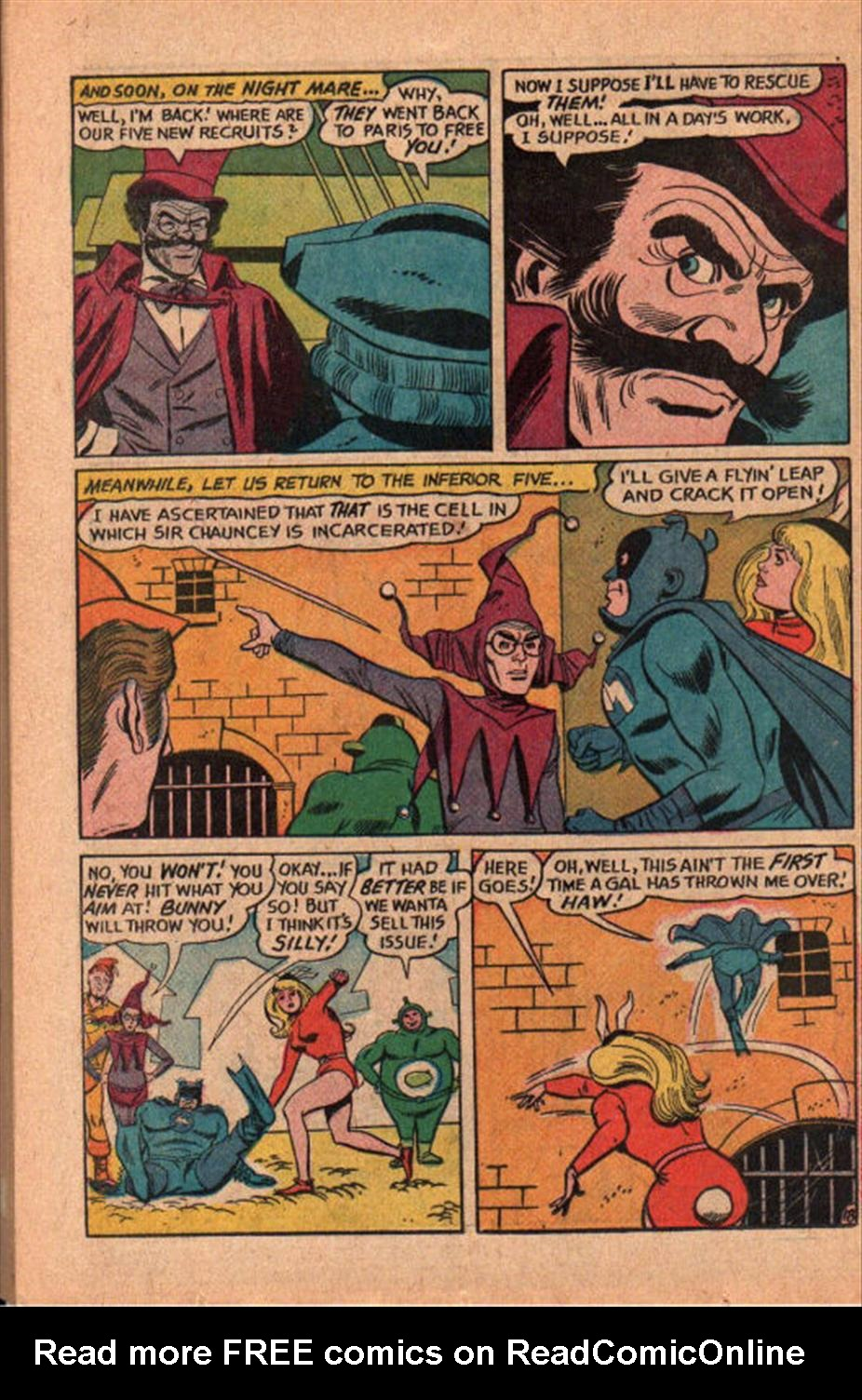 The Inferior Five issue 5 - Page 26