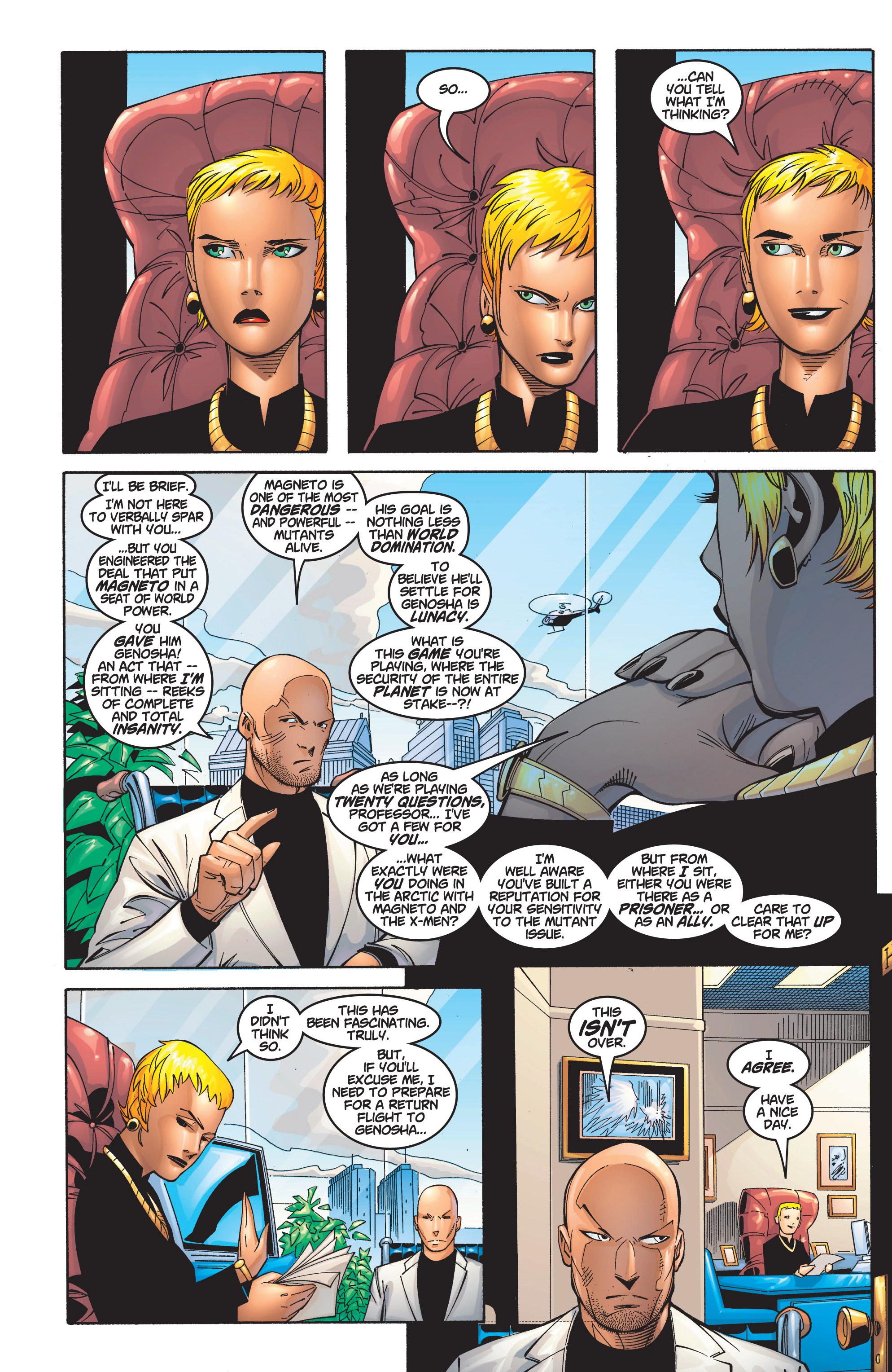 Read online Uncanny X-Men (1963) comic -  Issue #368 - 8