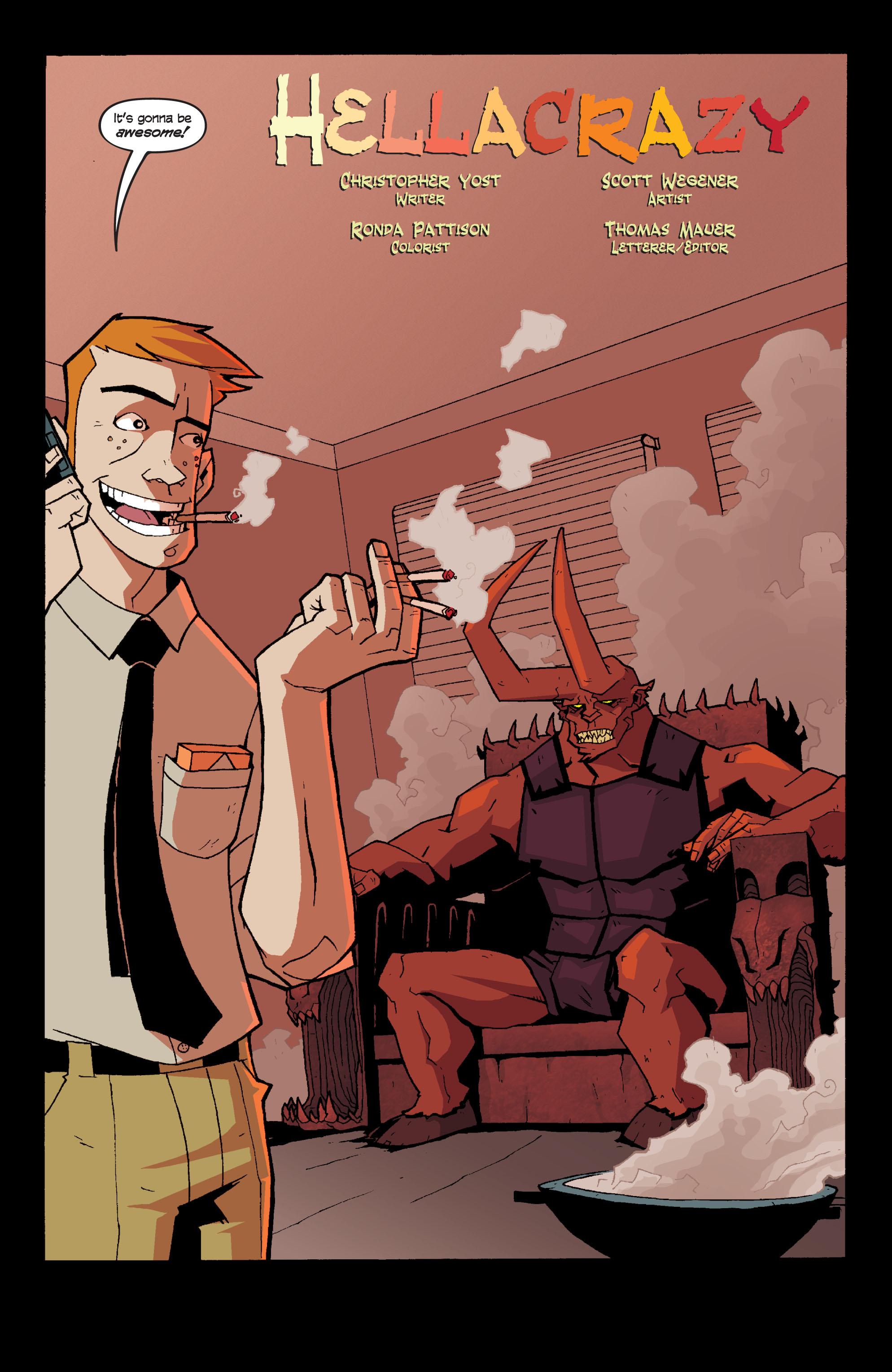 Read online Killer Of Demons comic -  Issue #2 - 35