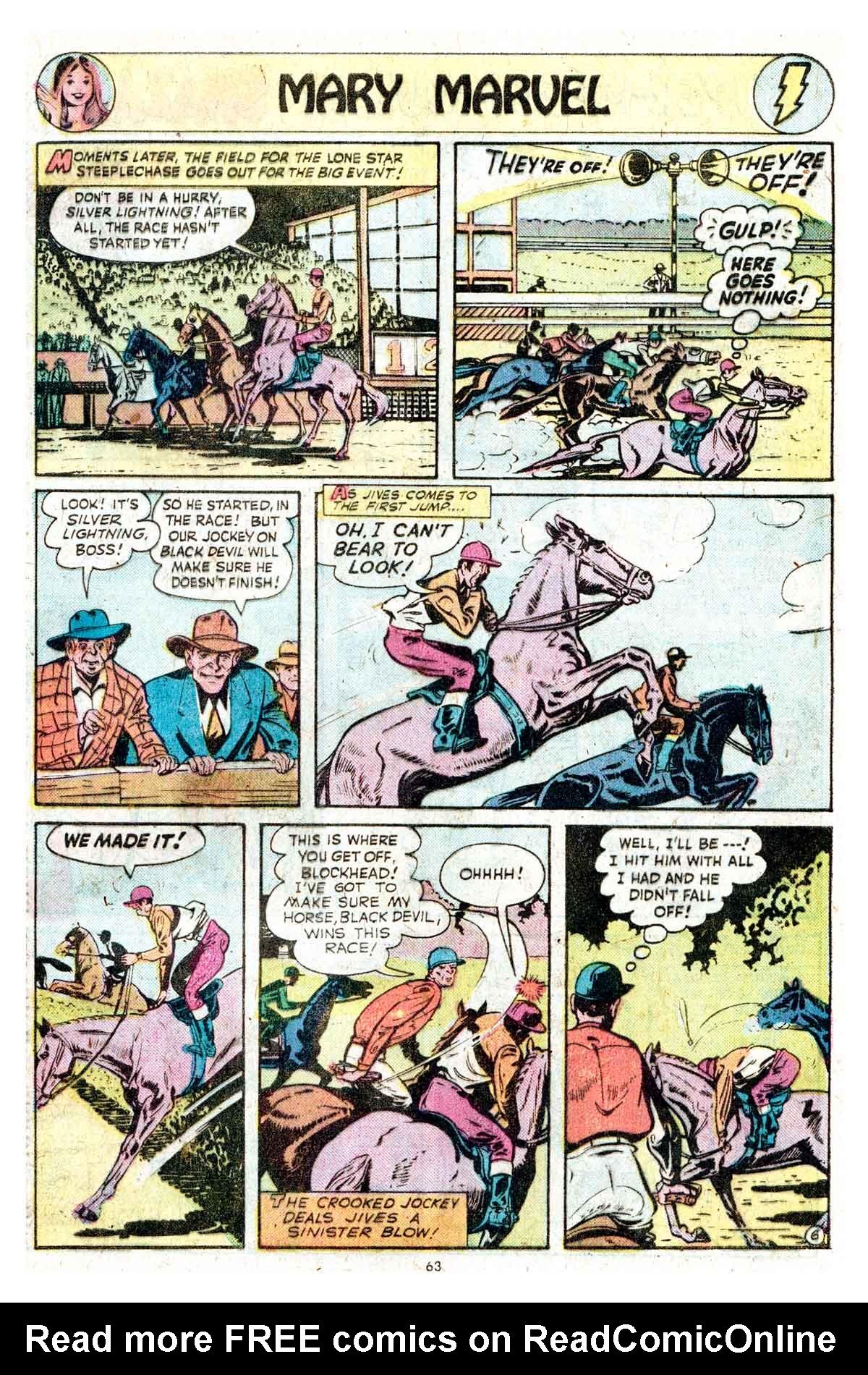 Read online Shazam! (1973) comic -  Issue #17 - 63