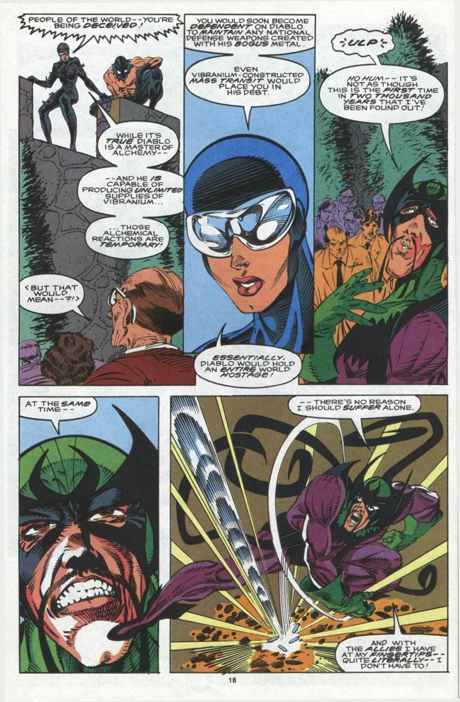 Read online Alpha Flight (1983) comic -  Issue #103 - 15