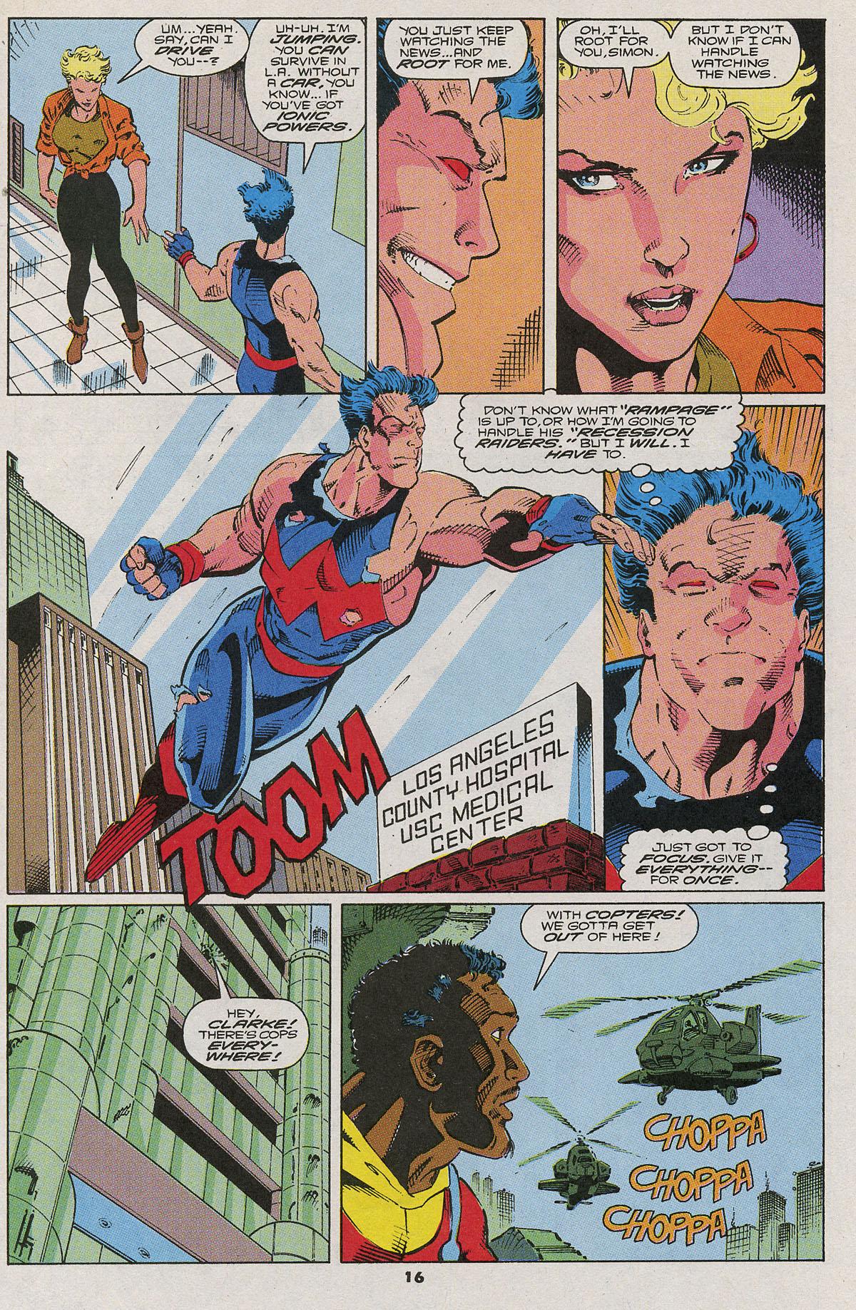 Read online Wonder Man (1991) comic -  Issue #6 - 13