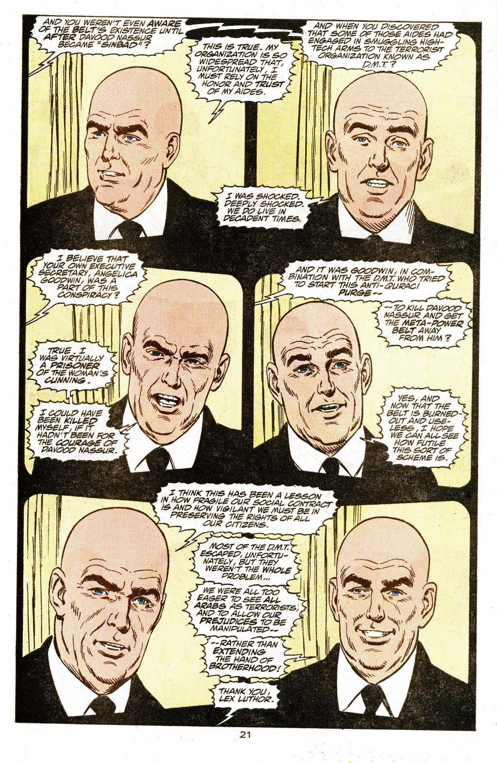 Action Comics (1938) 658 Page 21