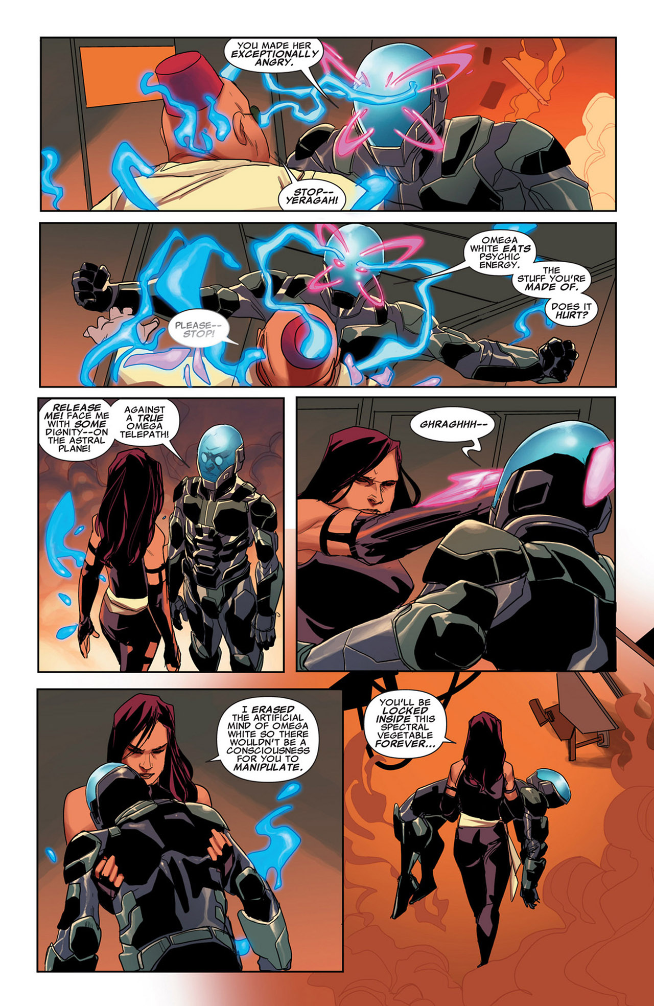 Read online Uncanny X-Force (2010) comic -  Issue #34 - 10