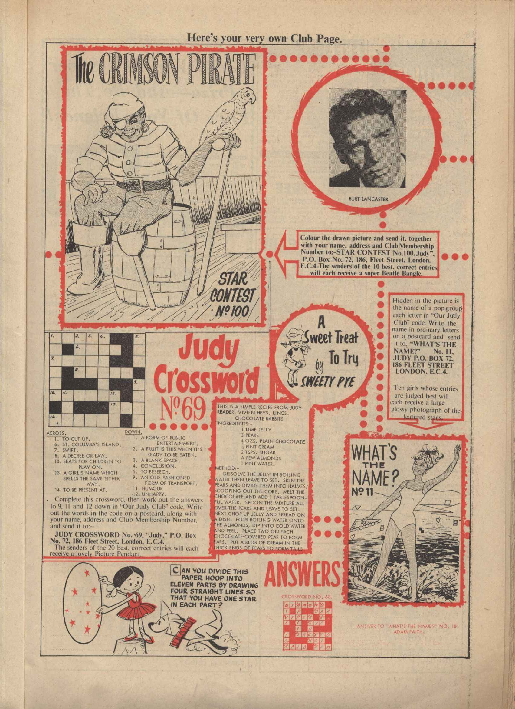 Read online Judy comic -  Issue #233 - 17