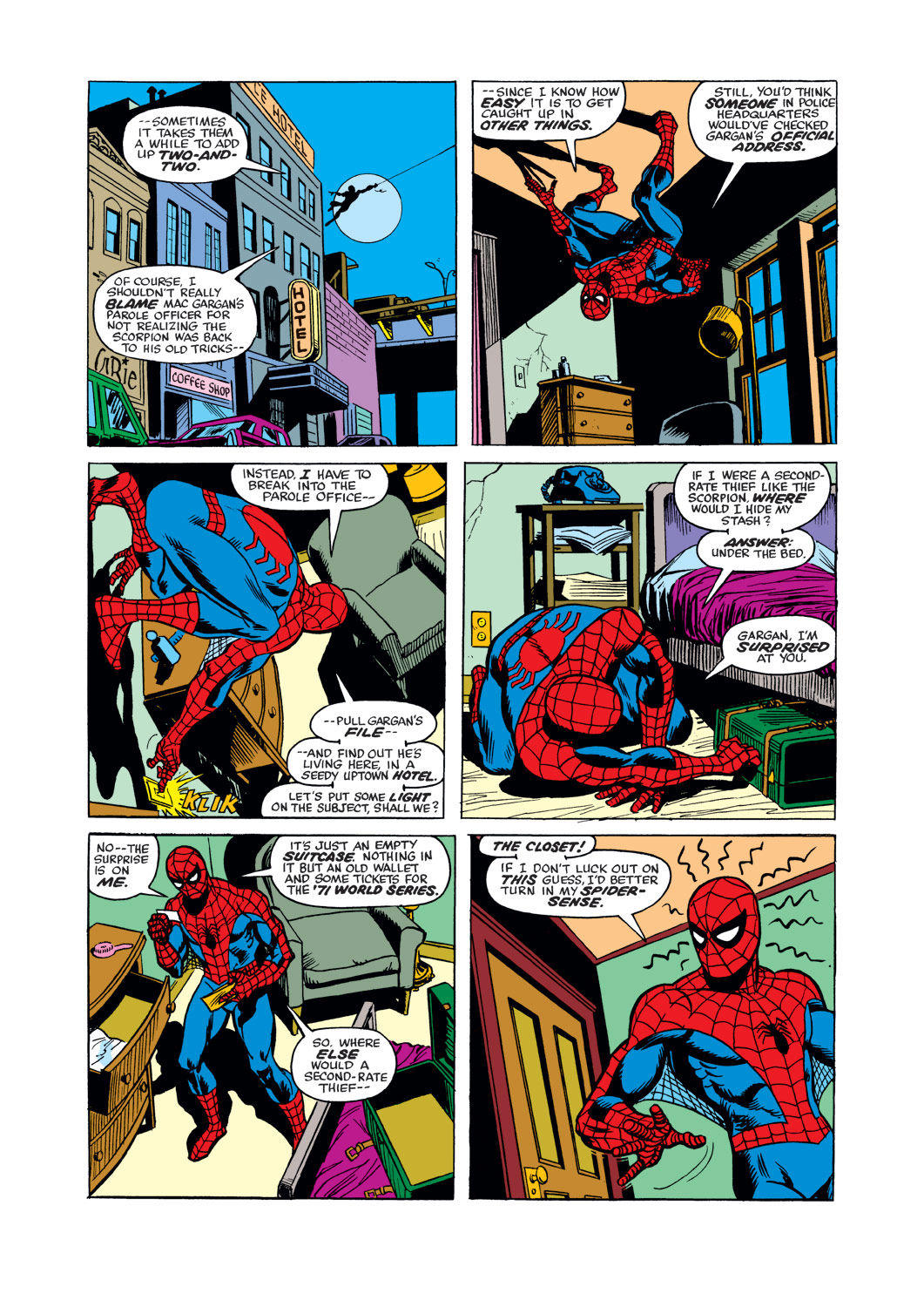The Amazing Spider-Man (1963) 146 Page 9