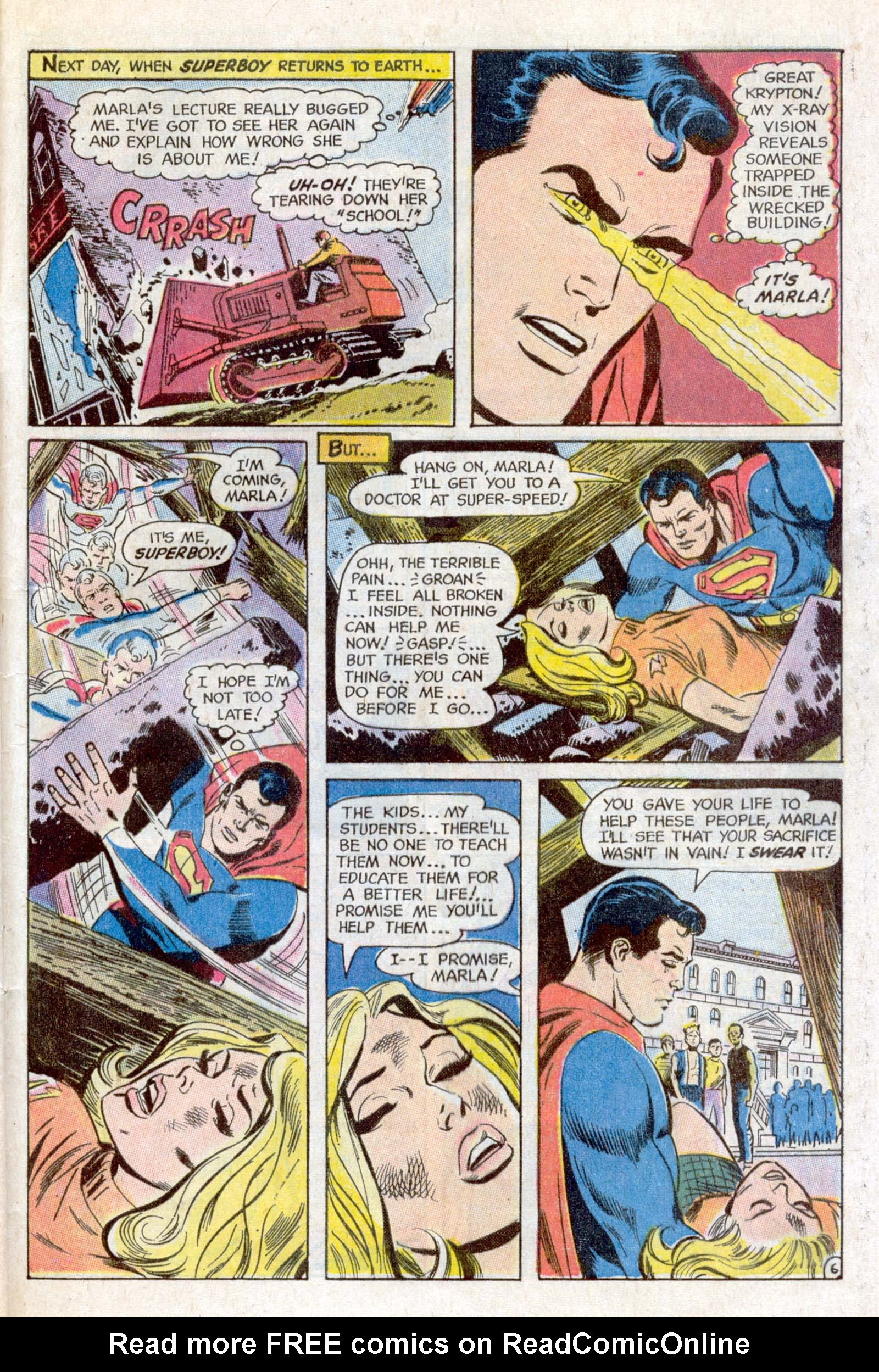Read online Action Comics (1938) comic -  Issue #393 - 30
