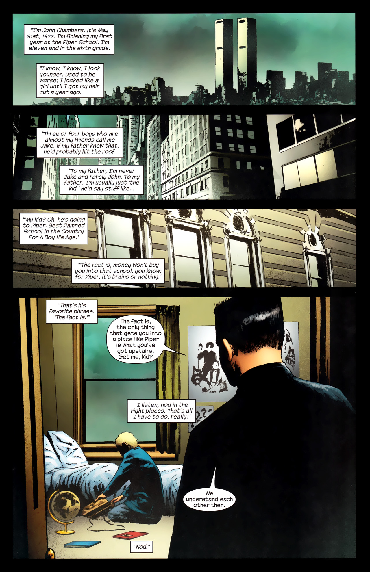 Read online Dark Tower: The Gunslinger - The Way Station comic -  Issue #2 - 13