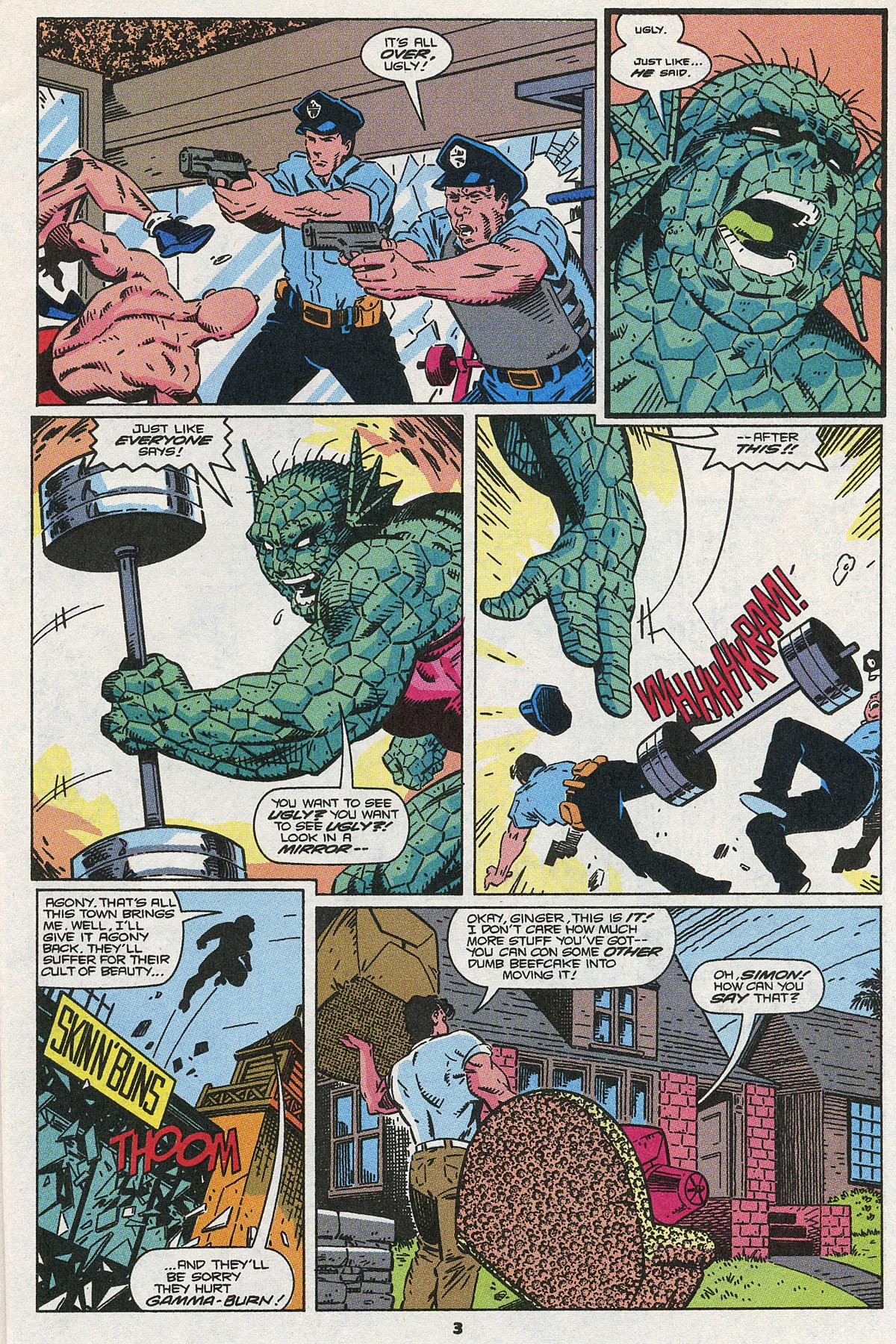 Read online Wonder Man (1991) comic -  Issue #3 - 4