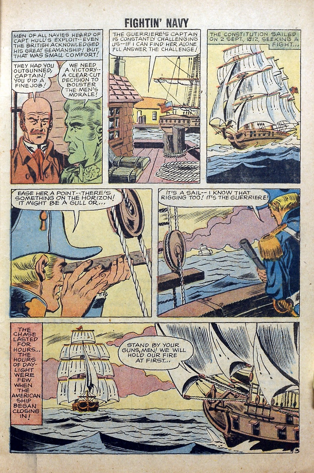 Read online Fightin' Navy comic -  Issue #84 - 5