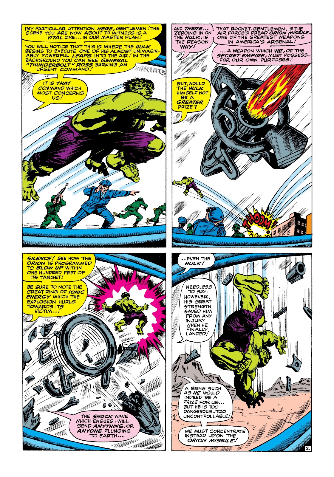 Read online Marvel Masterworks: The Incredible Hulk comic -  Issue # TPB 3 (Part 1) - 20
