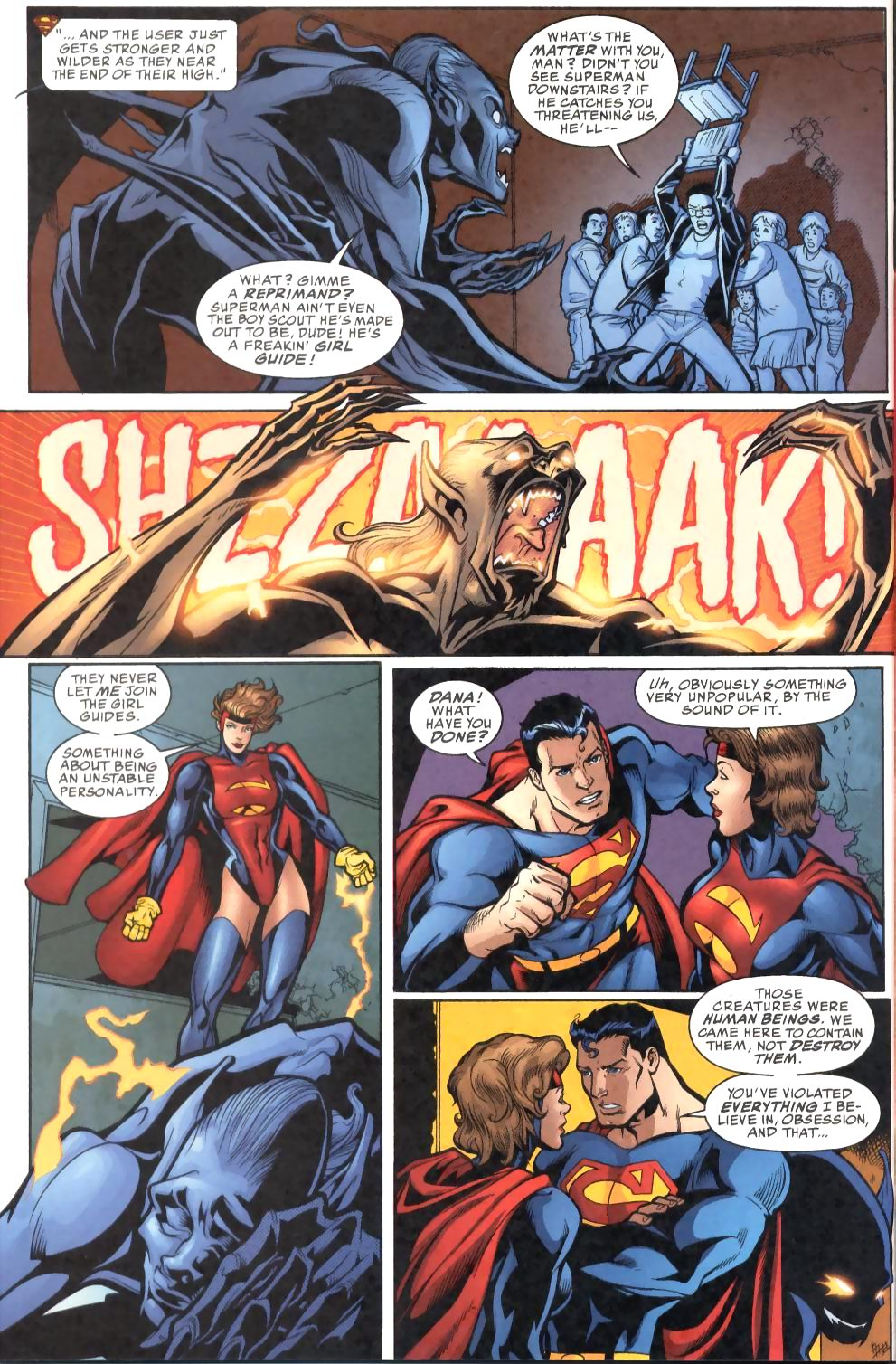 Read online Adventures of Superman (1987) comic -  Issue #574 - 19