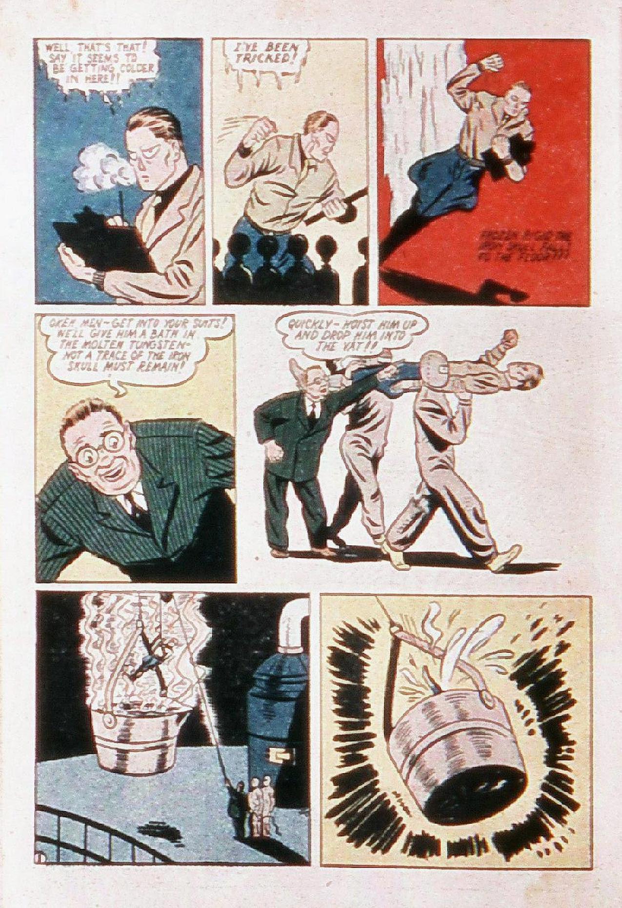 Read online Amazing Man Comics comic -  Issue #20 - 65