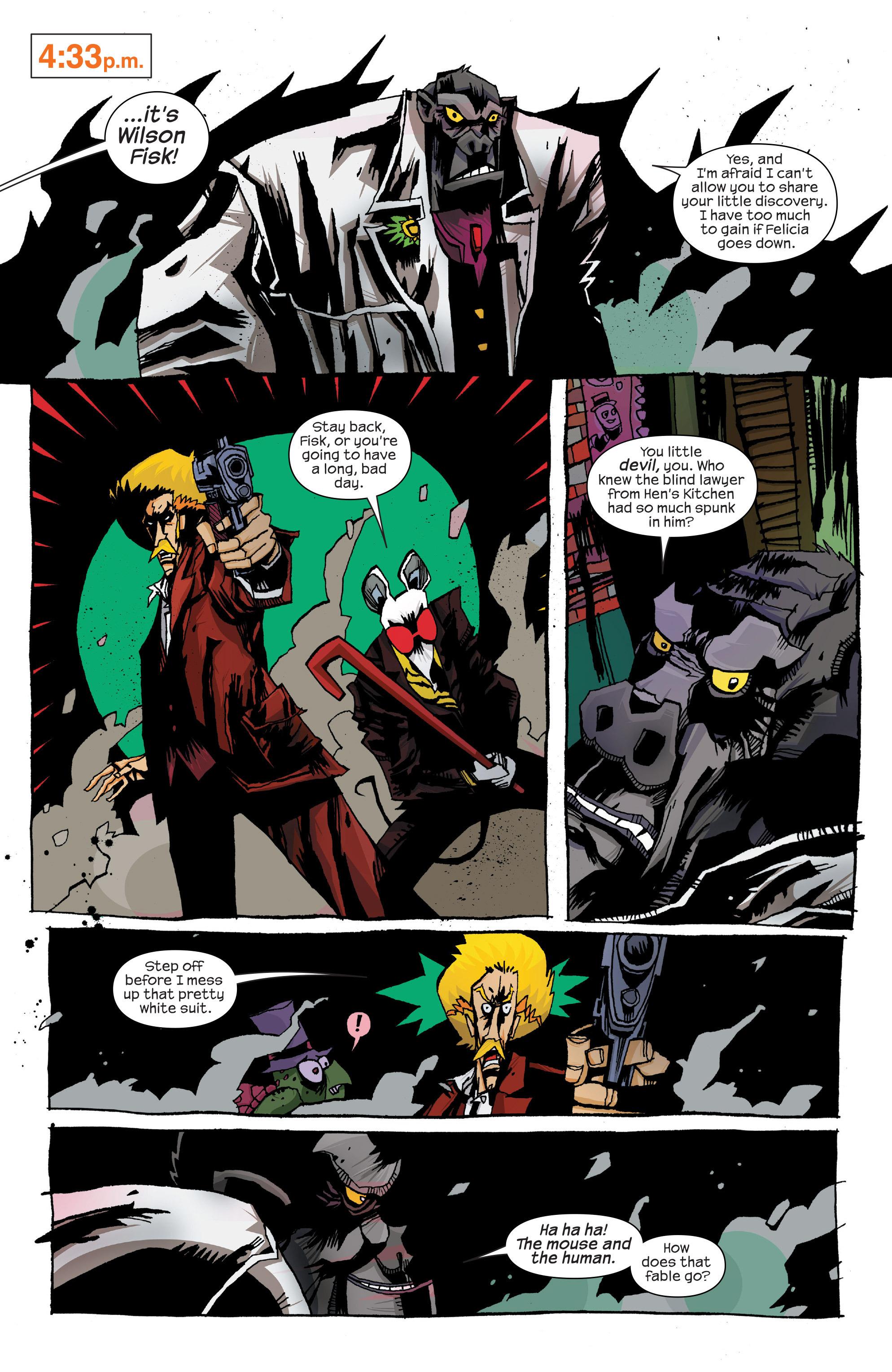 Read online Secret Wars Journal/Battleworld comic -  Issue # TPB - 221