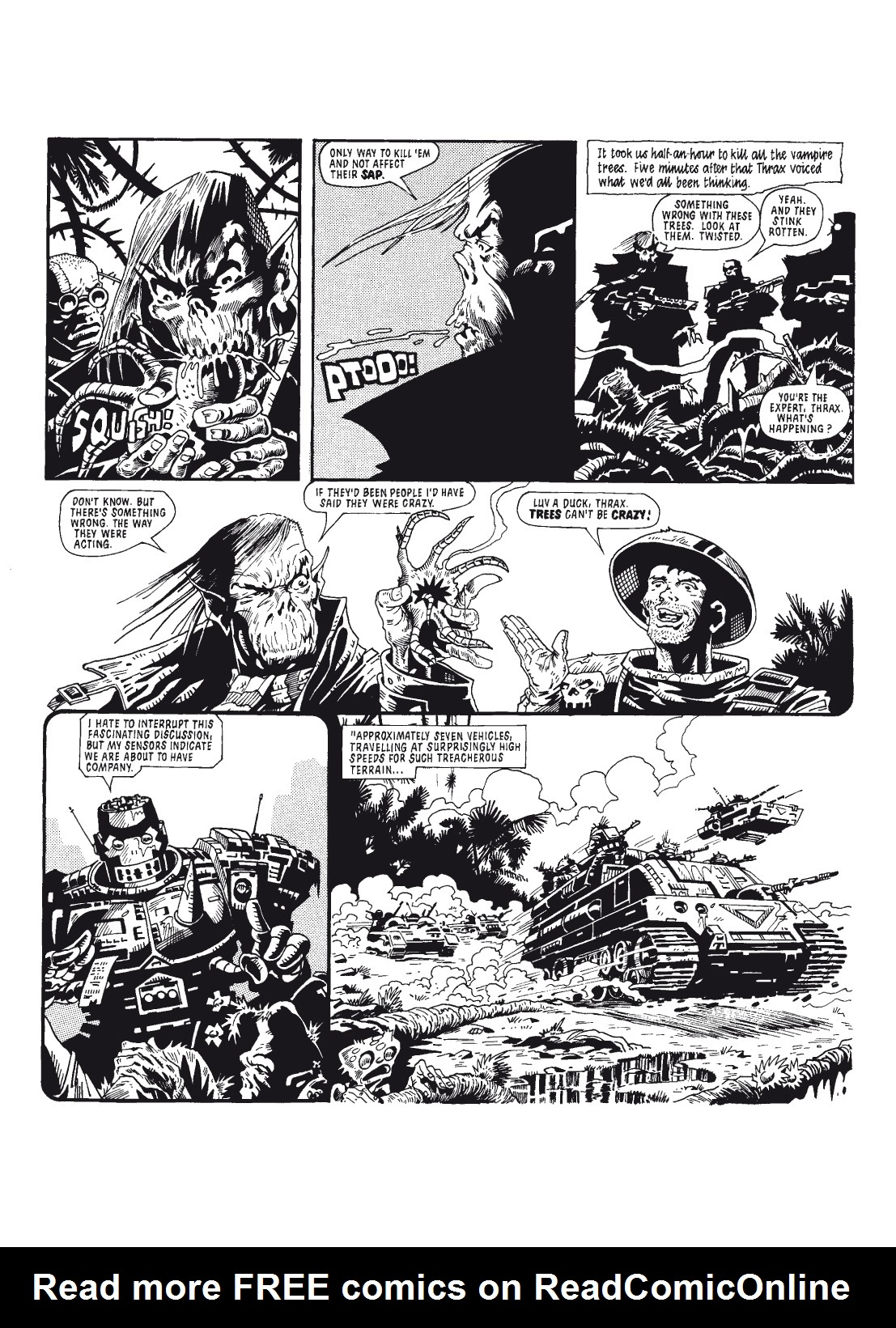 Read online The Complete Bad Company comic -  Issue # TPB - 89