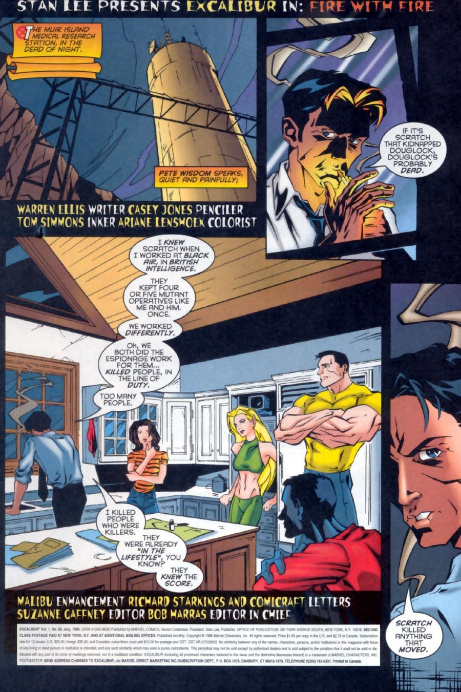 Excalibur (1988) issue 99 - Page 2