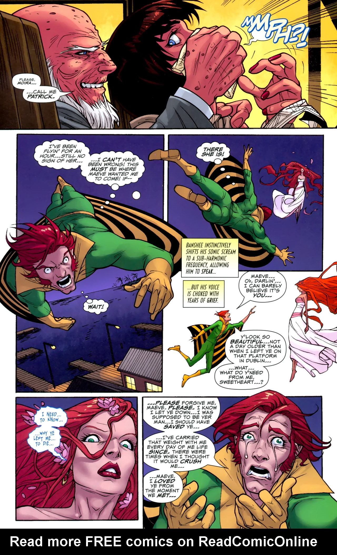 Read online Uncanny X-Men: First Class comic -  Issue #3 - 15
