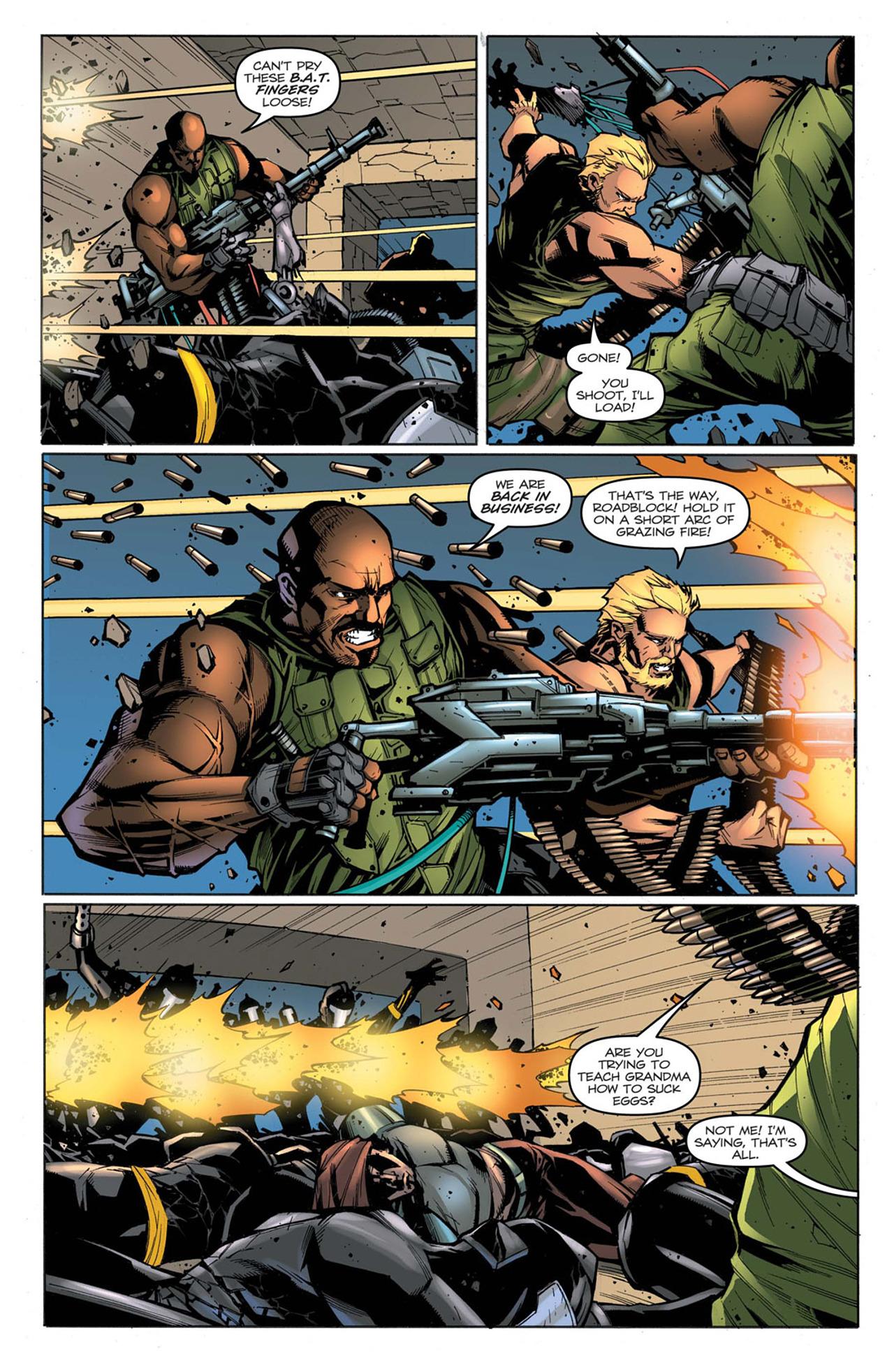 G.I. Joe: A Real American Hero 159 Page 16