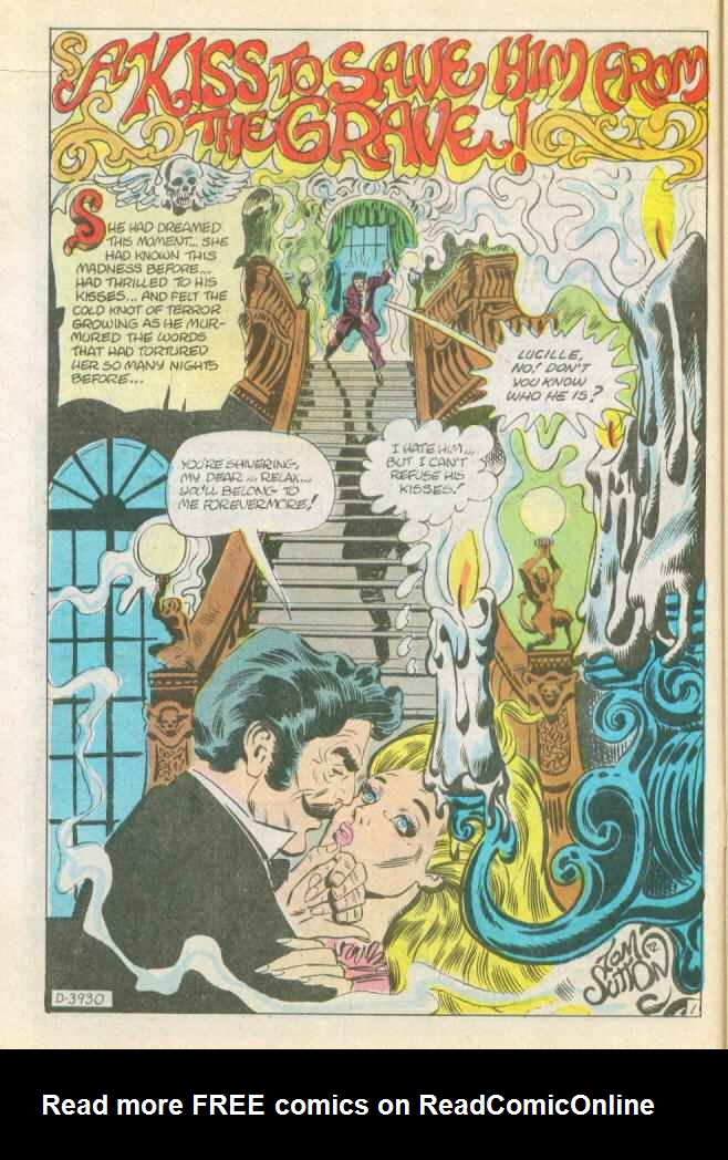 Read online Beyond the Grave (1983) comic -  Issue #14 - 10