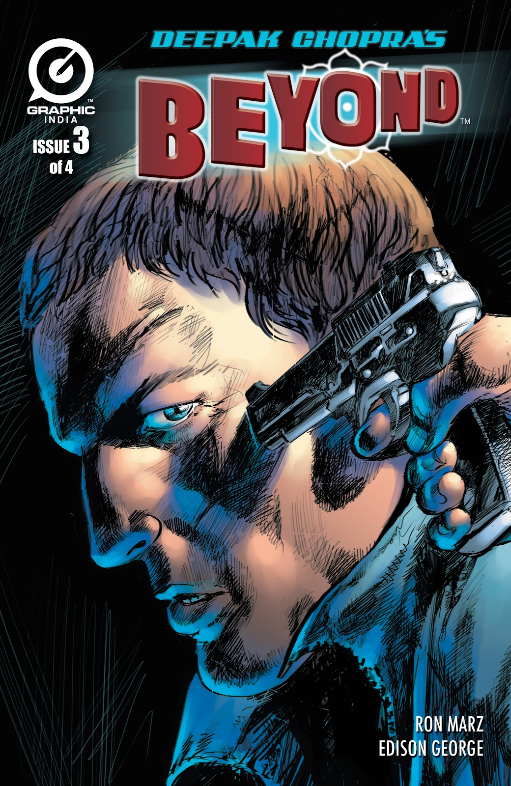 Beyond (2008) issue 3 - Page 1