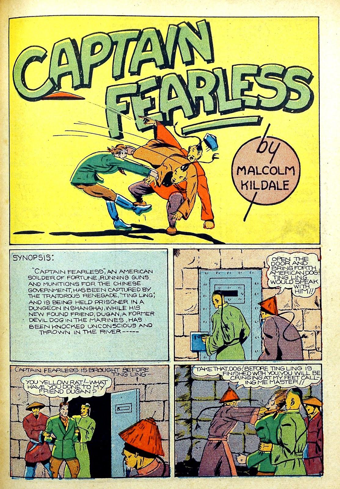 Read online Silver Streak Comics comic -  Issue #22 - 49