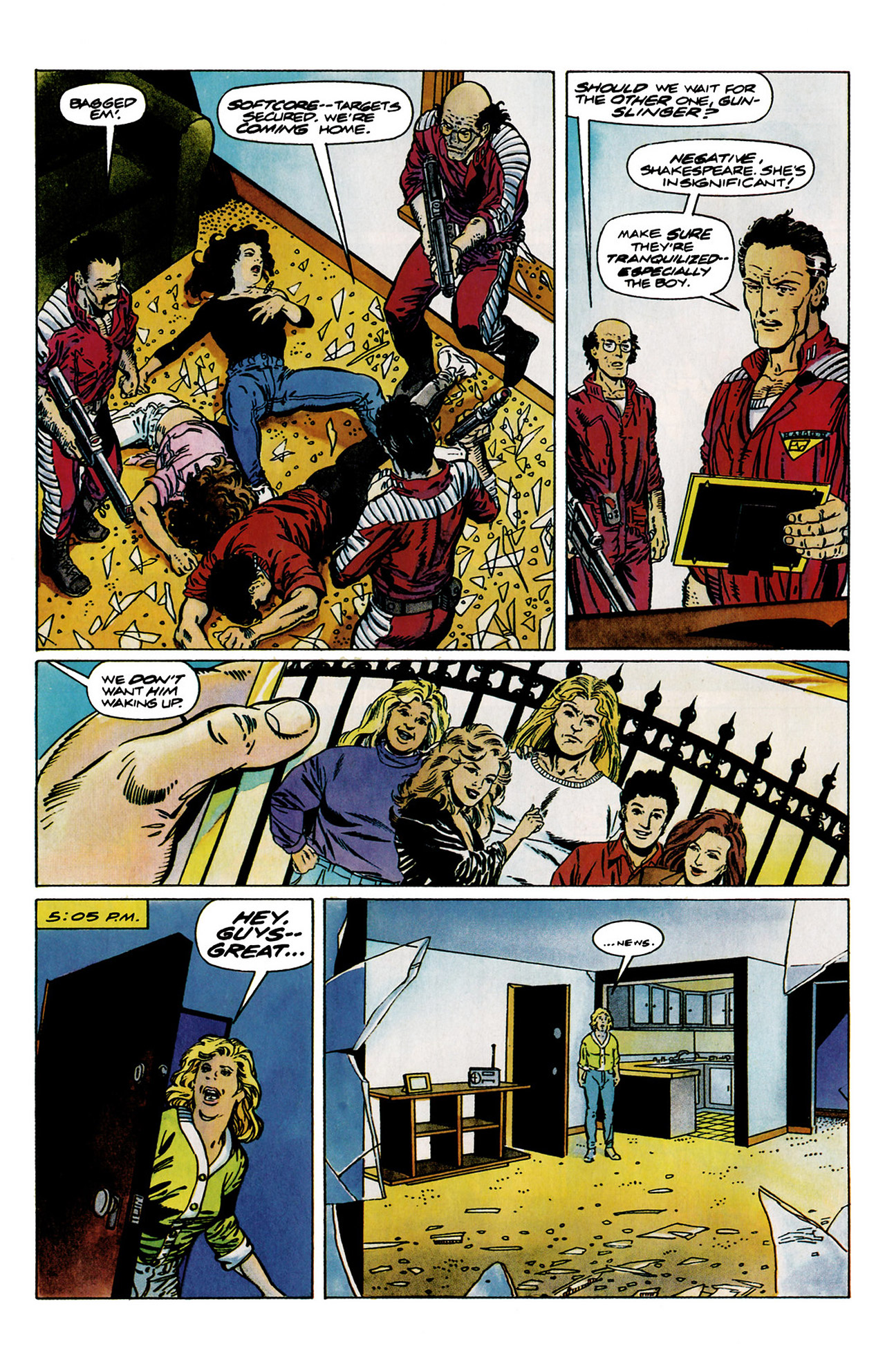 Read online Harbinger (1992) comic -  Issue #11 - 7